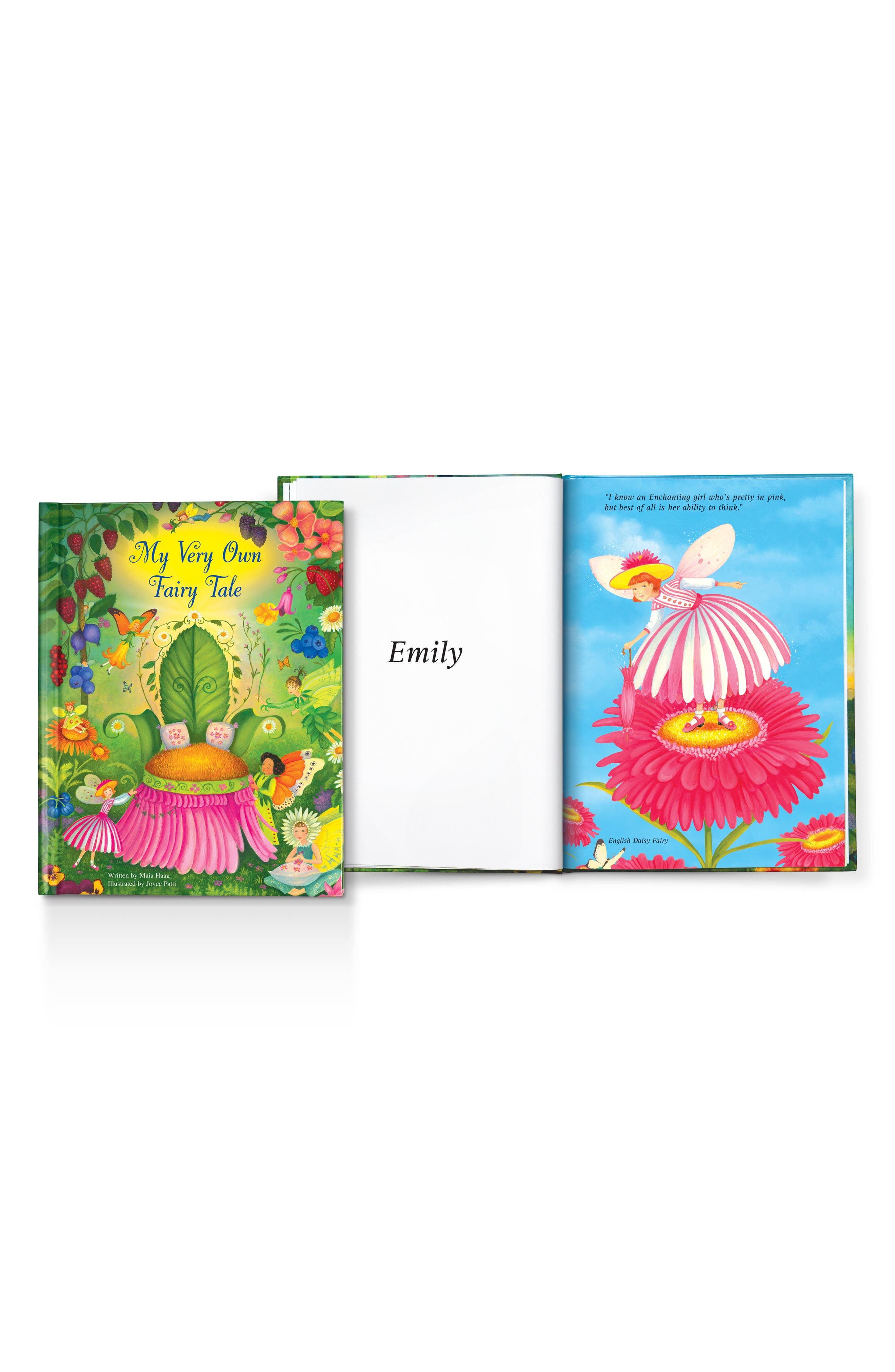 'My Very Own Fairy Tale' Personalized Book,                             Alternate thumbnail 3, color,                             NONE