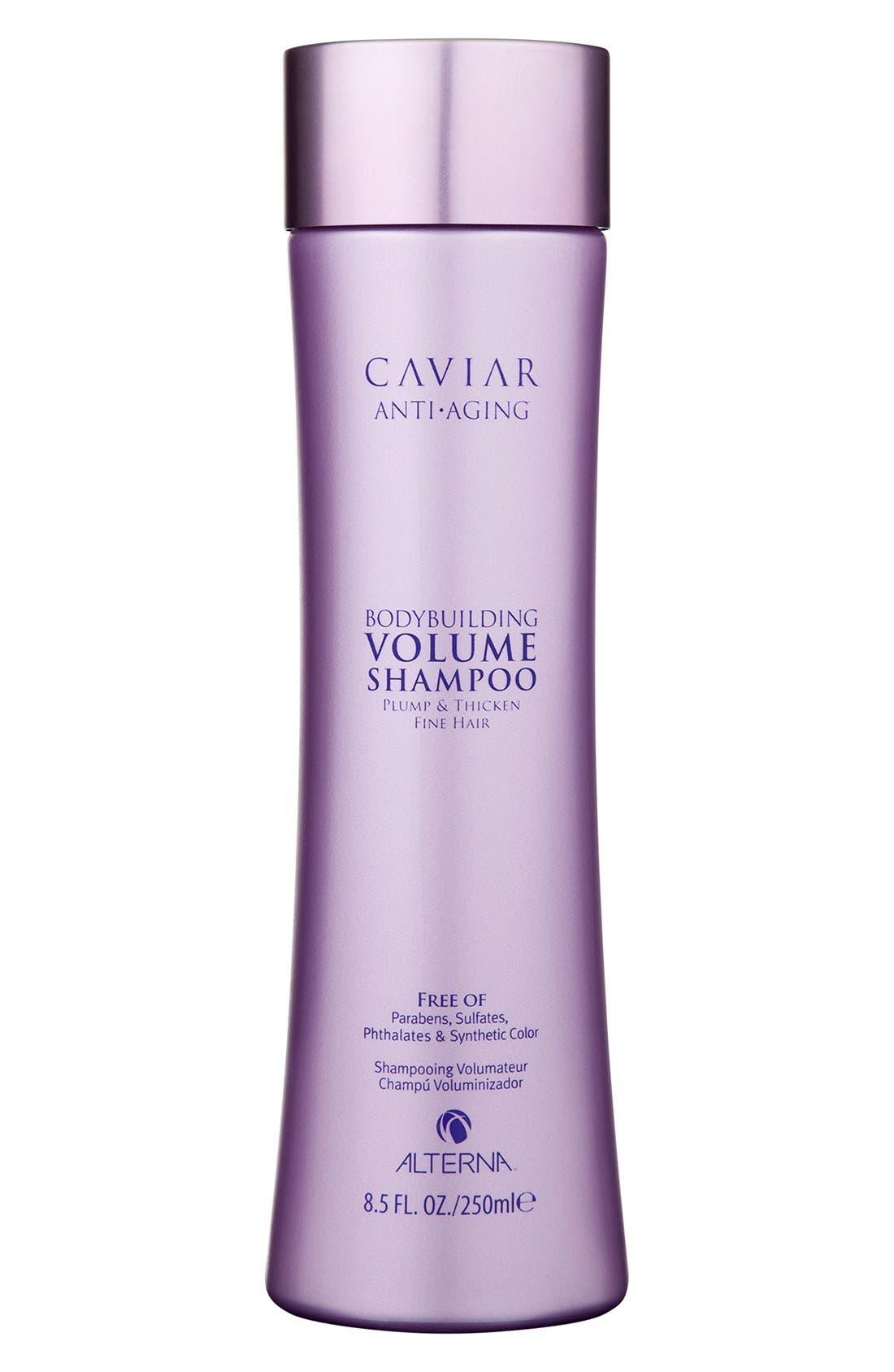 Caviar Anti-Aging Bodybuilding Volume Shampoo,                             Main thumbnail 1, color,                             000