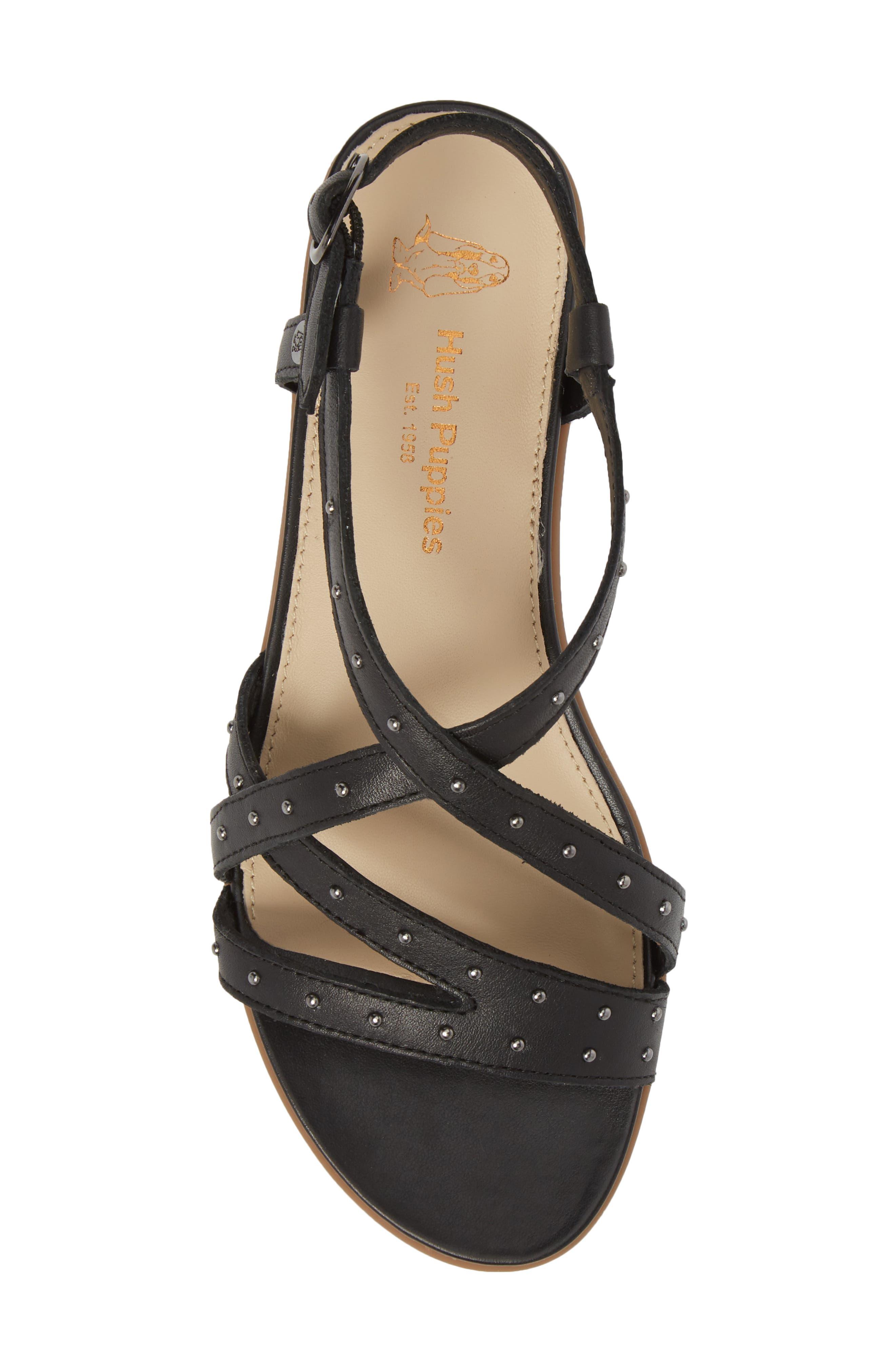 Dalmatian Studded Sandal,                             Alternate thumbnail 17, color,