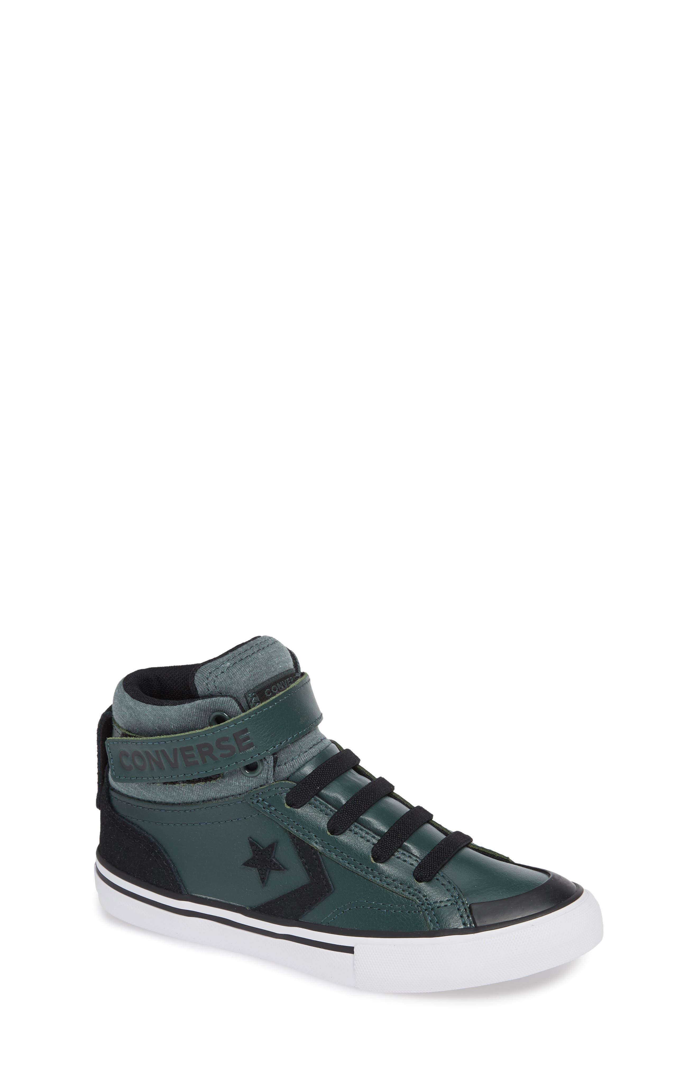 Pro Blaze High Top Sneaker,                             Main thumbnail 1, color,                             VINTAGE GREEN