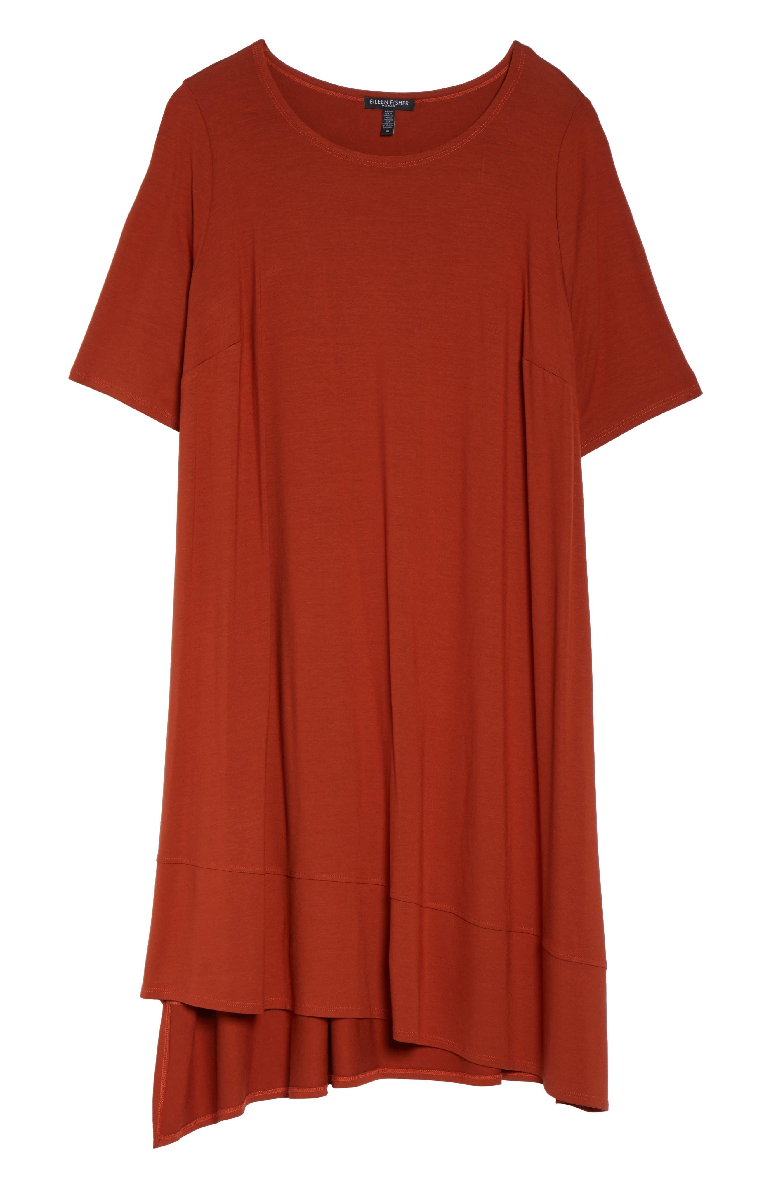 Jersey Shift Dress,                             Alternate thumbnail 24, color,