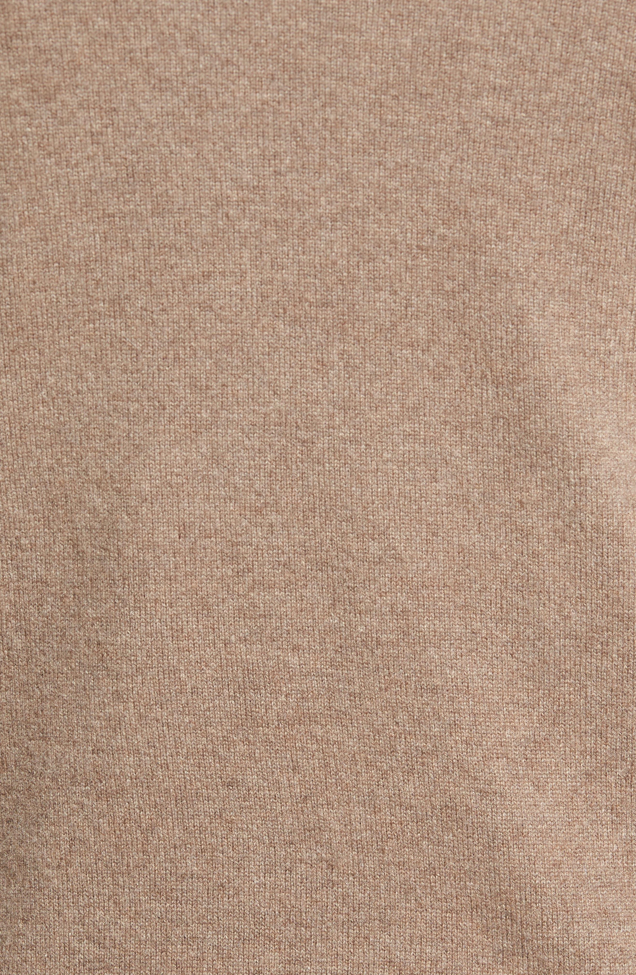 Cashmere V-Neck Sweater,                             Alternate thumbnail 27, color,
