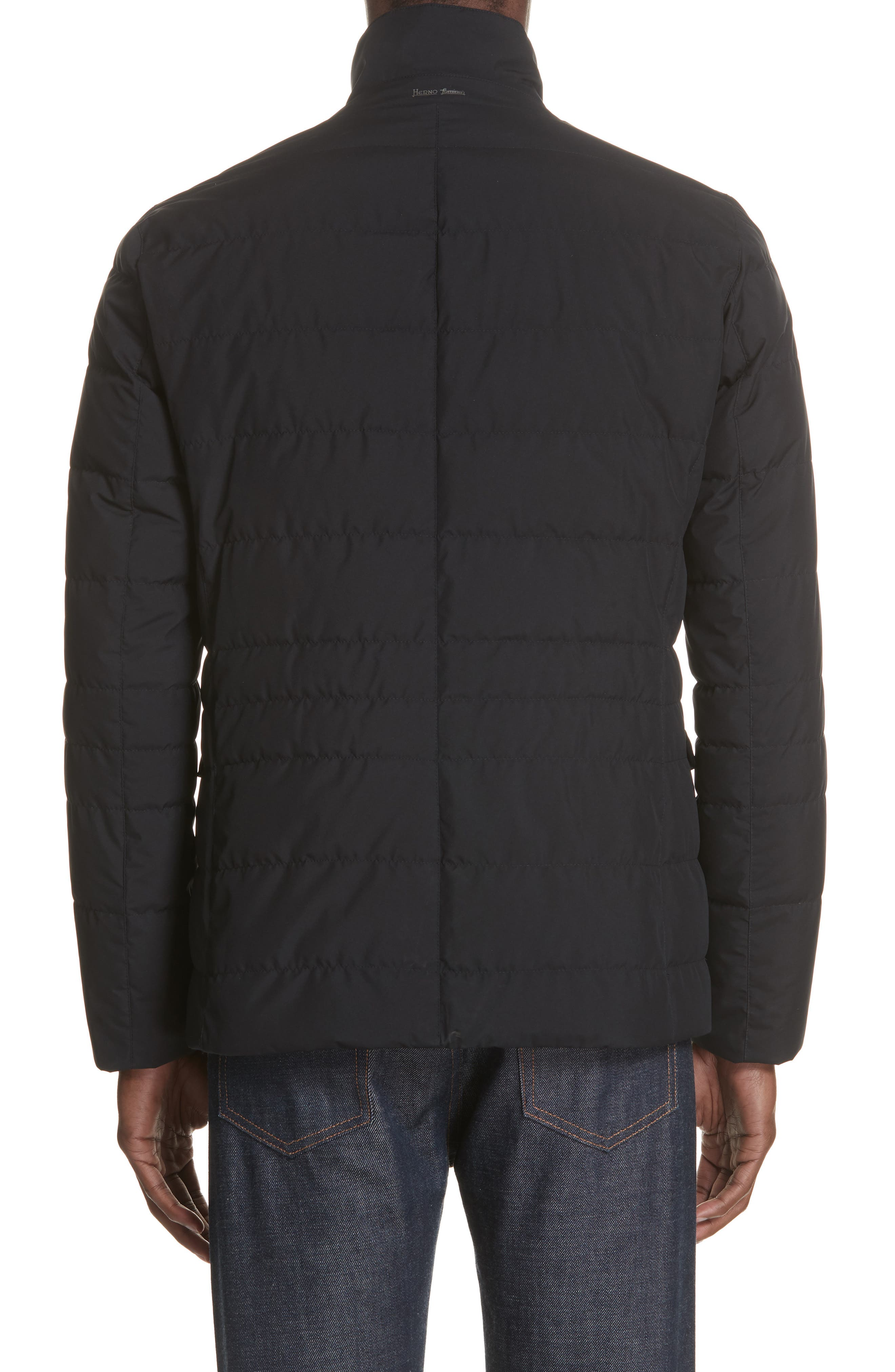 Gore-Tex<sup>®</sup> Windstopper Down Jacket,                             Alternate thumbnail 2, color,                             001