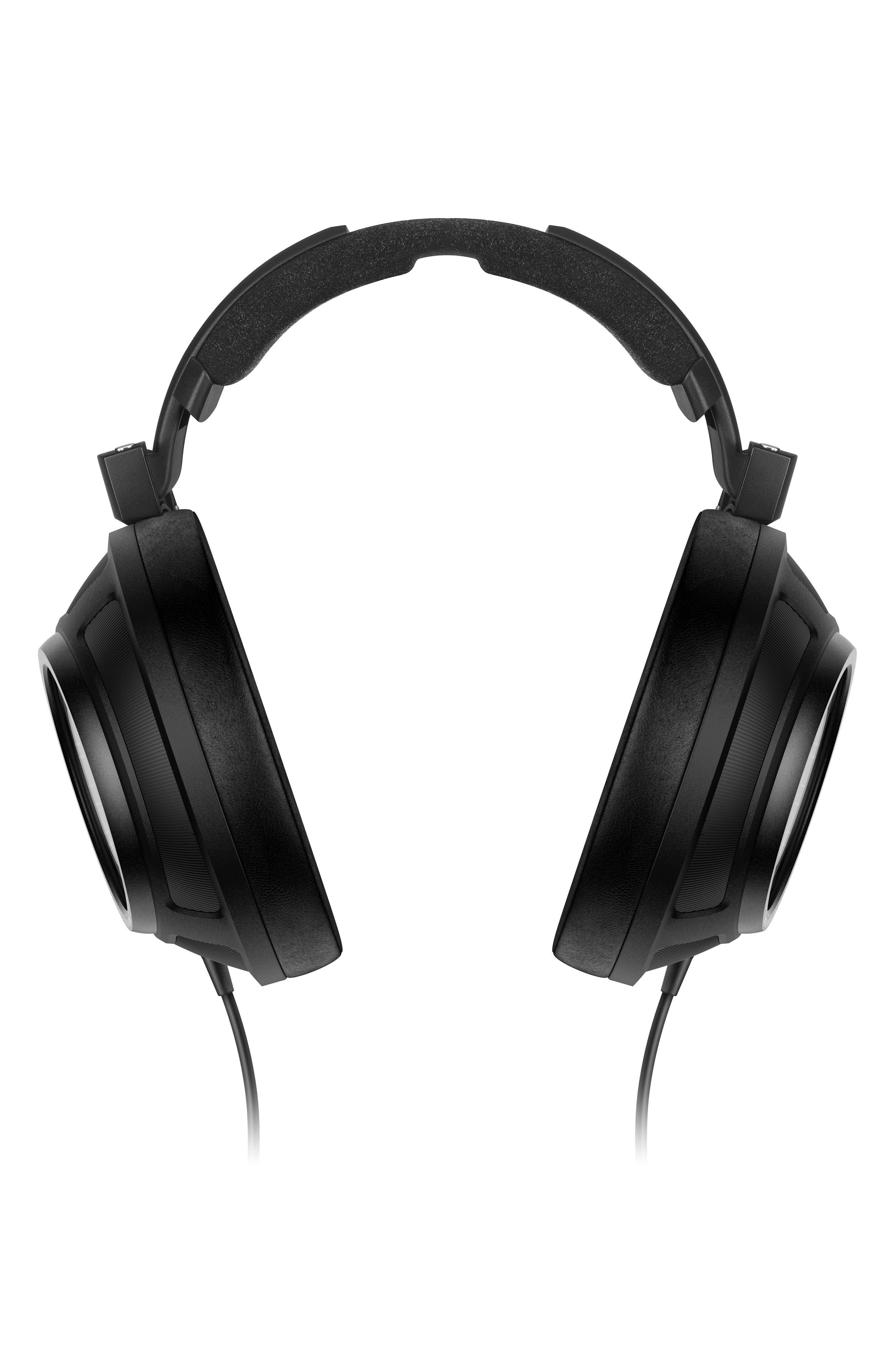 HD 820 On-Ear Headphones,                             Main thumbnail 1, color,                             BLACK