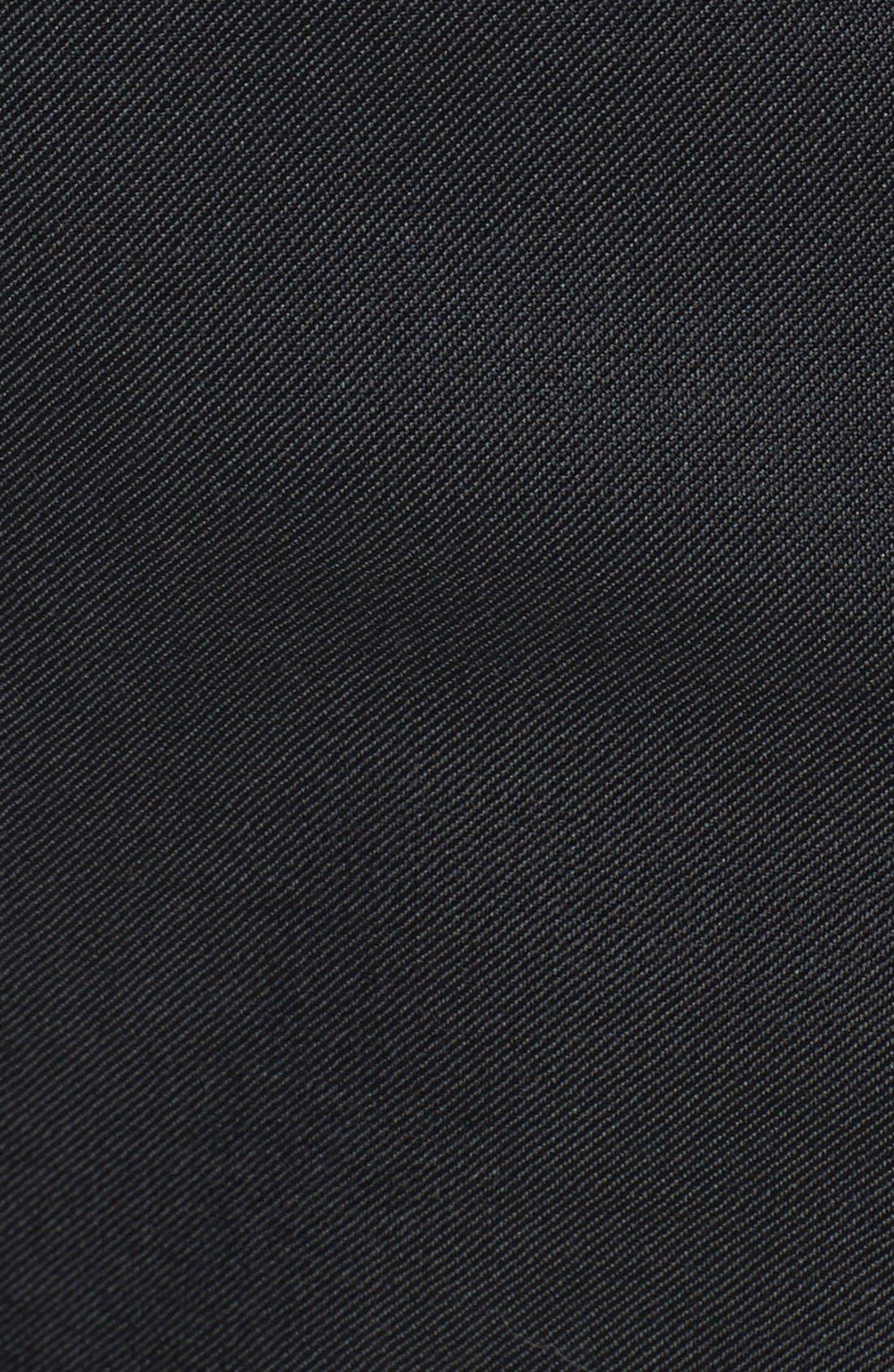 Huge/Genius Trim Fit Wool Suit,                             Alternate thumbnail 9, color,                             021