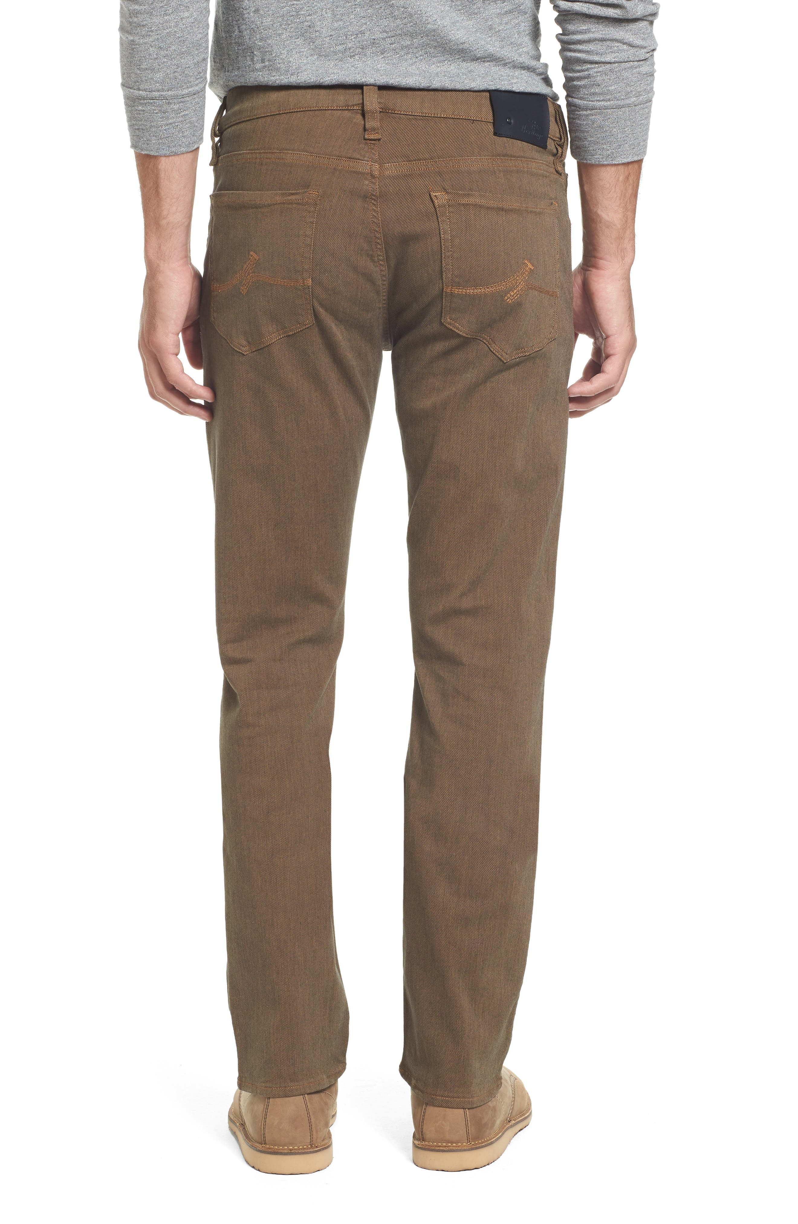 Heritage 34 Courage Straight Leg Jeans,                             Alternate thumbnail 2, color,                             200