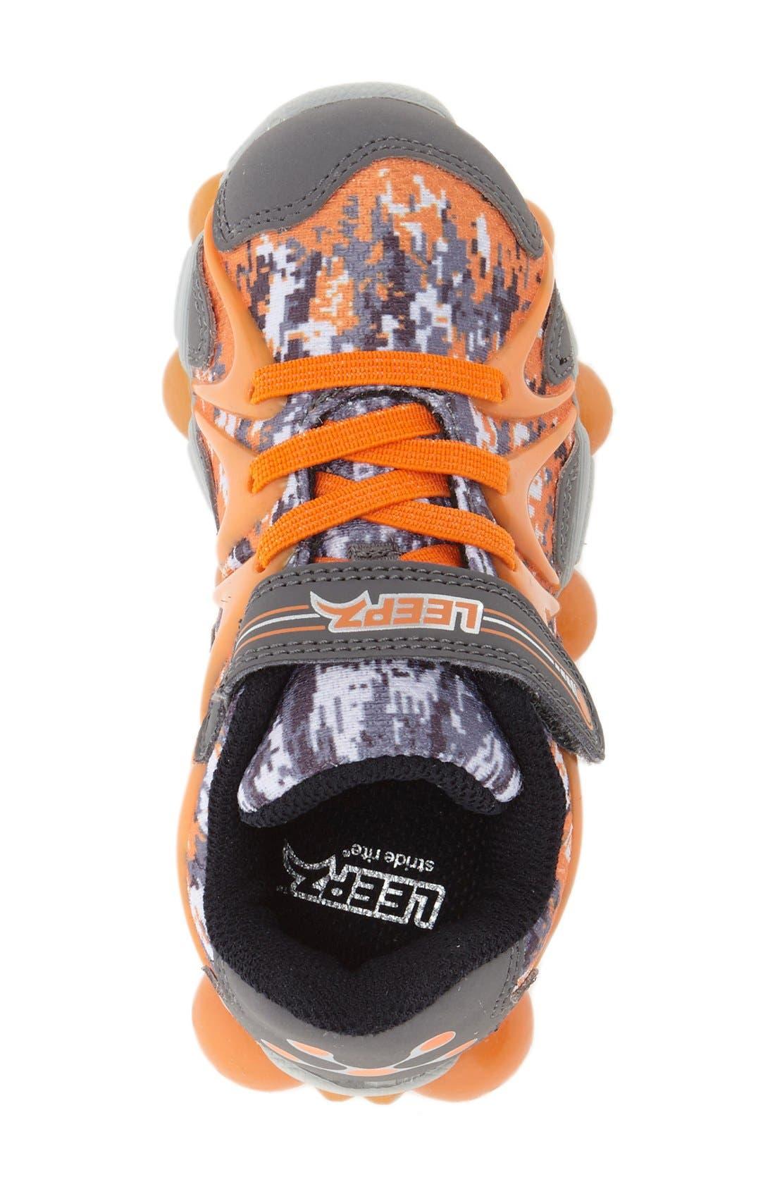'Leepz' Light-Up Sneaker,                             Alternate thumbnail 11, color,