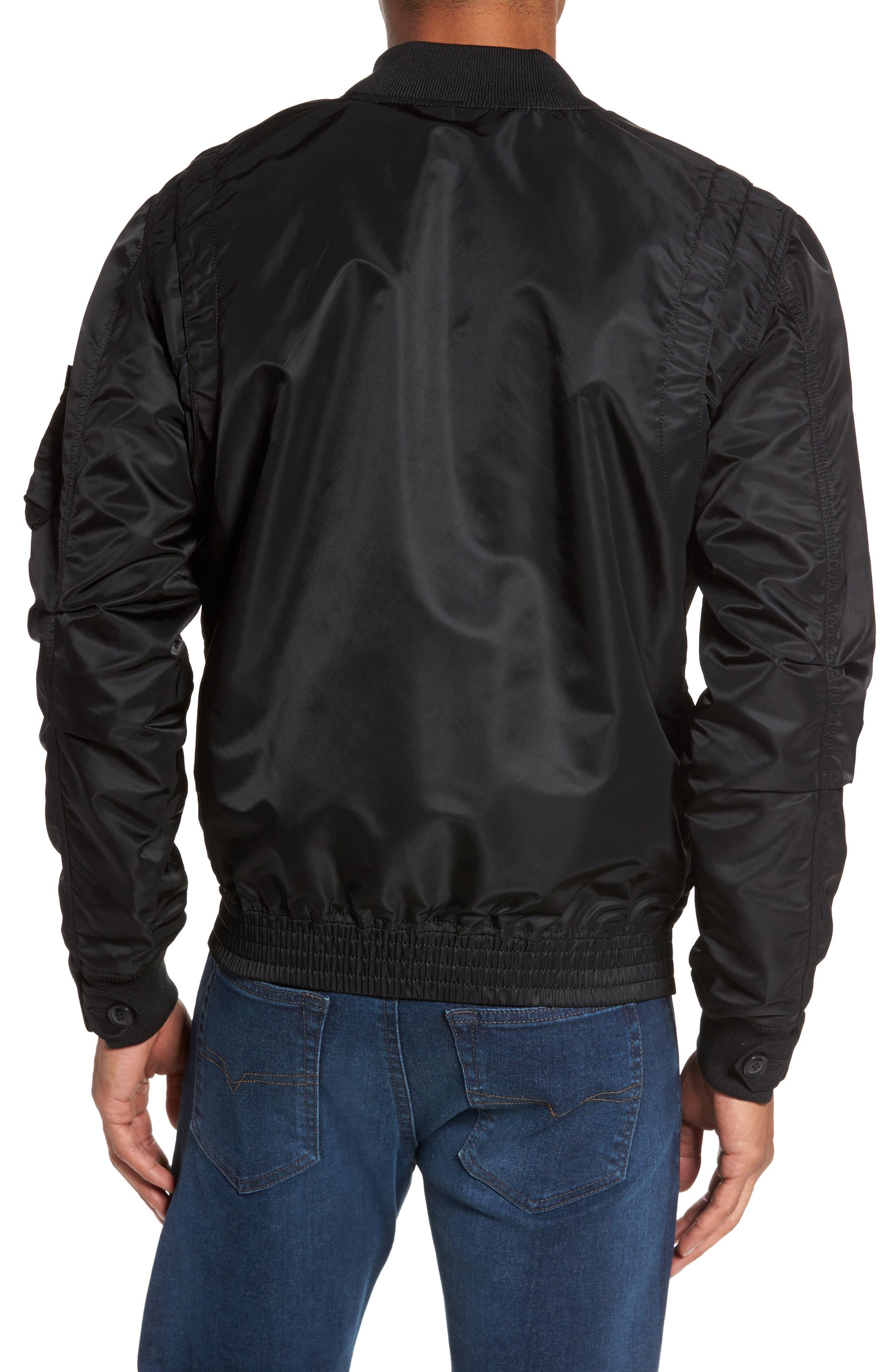 Weps Mod Jacket,                             Alternate thumbnail 2, color,                             001