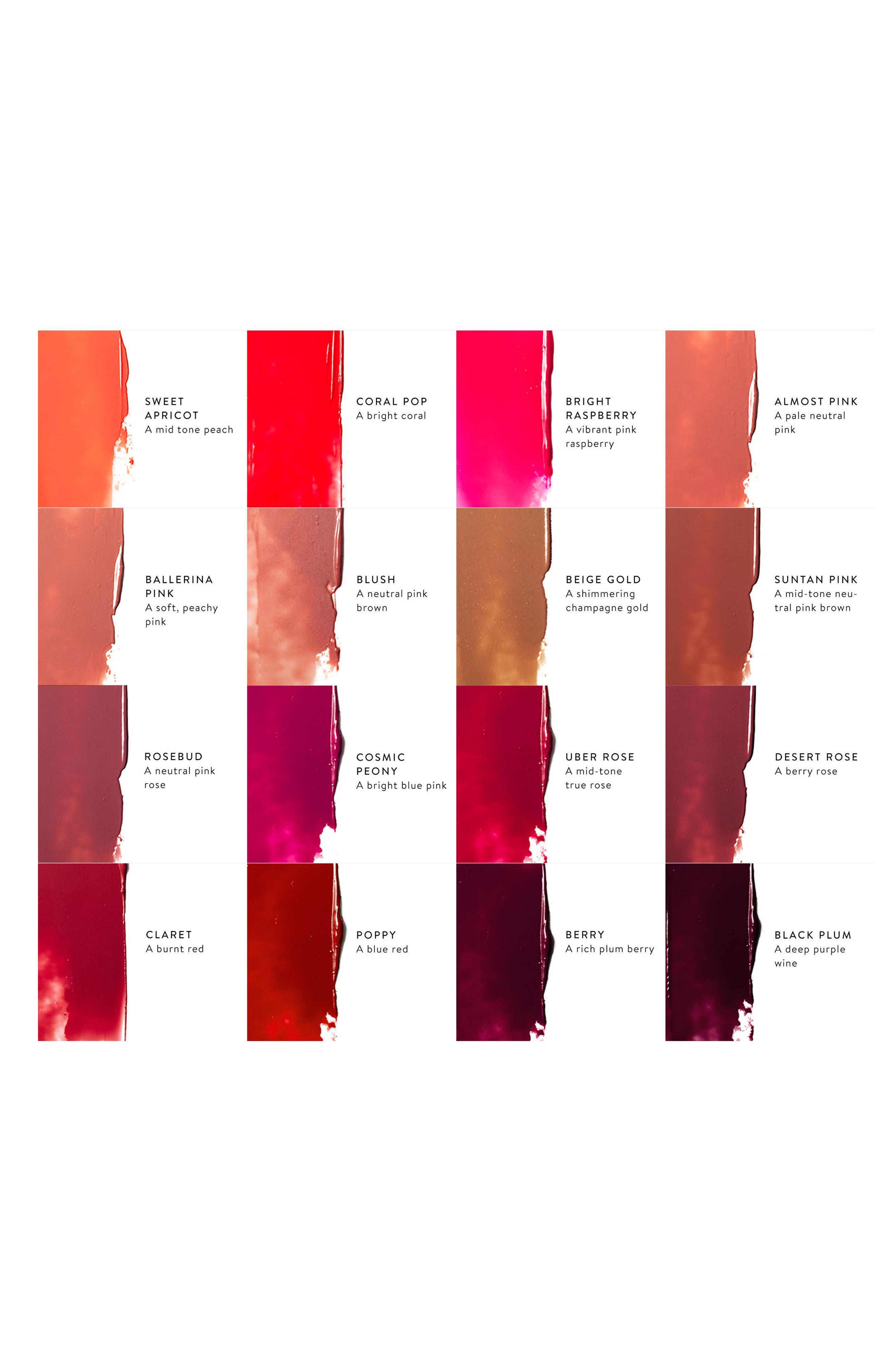 Nourishing Lipstick,                             Alternate thumbnail 3, color,                             BEIGE GOLD