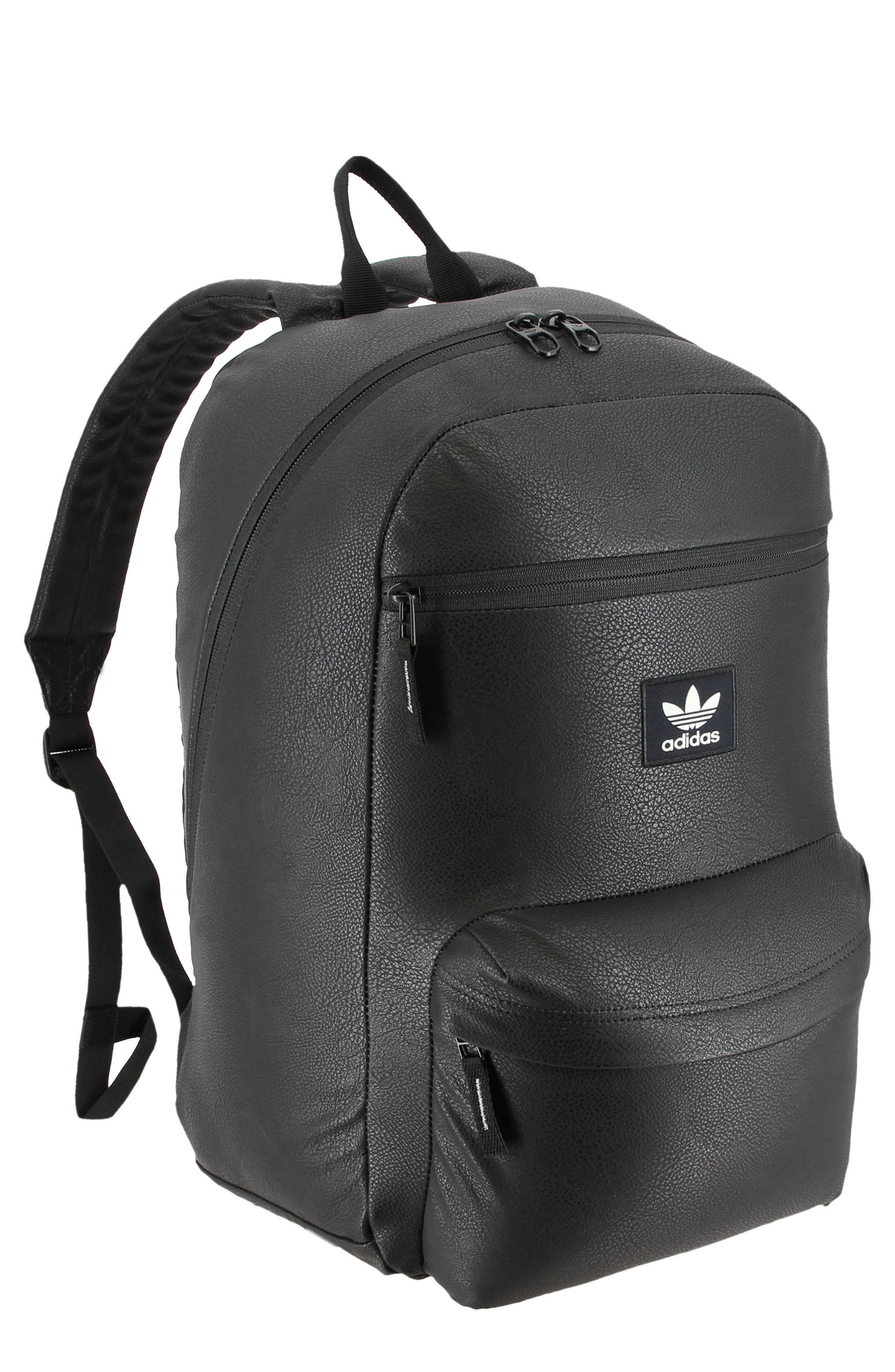 adidas National Premium Backpack,                         Main,                         color, 001