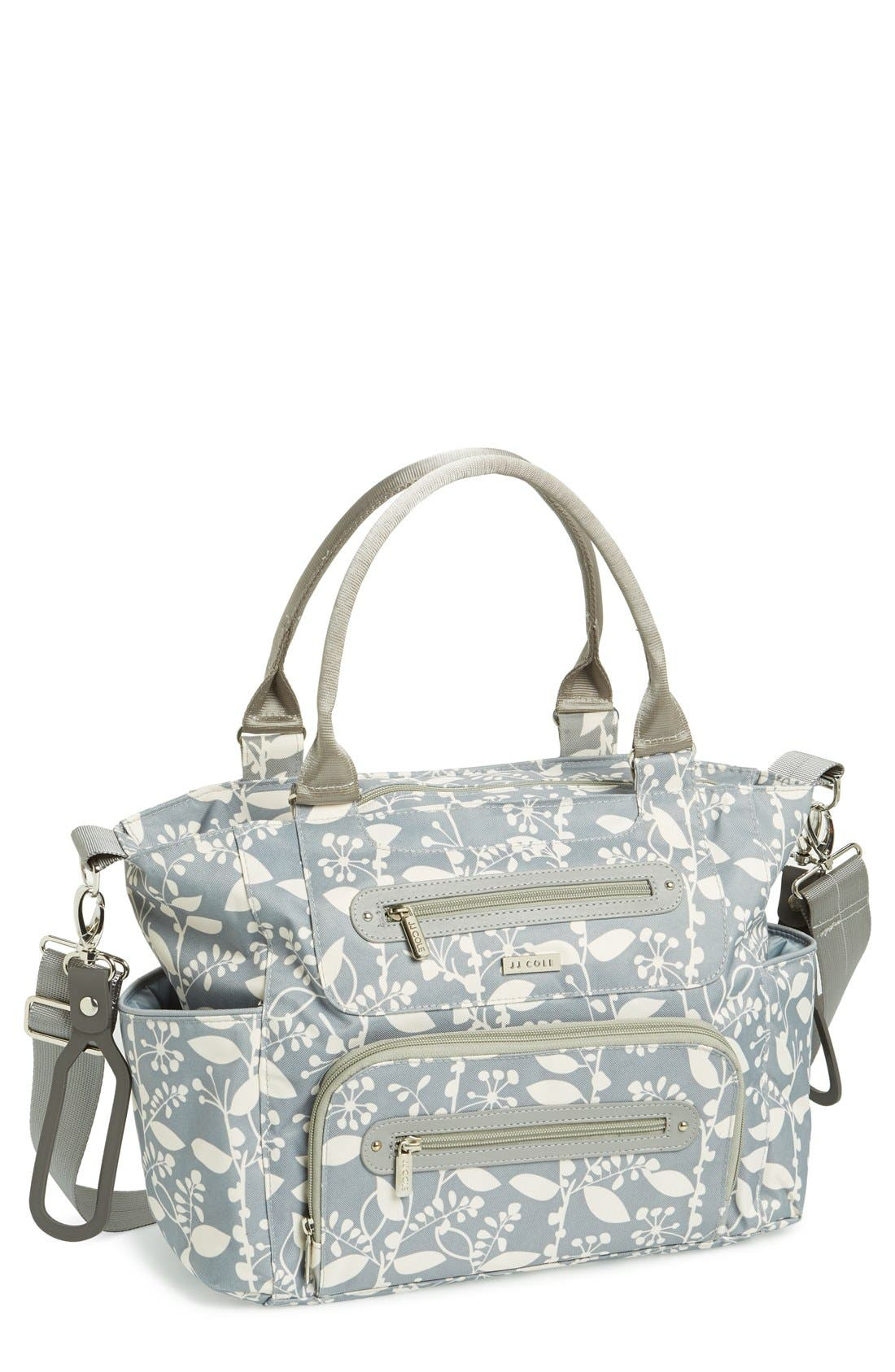 'Caprice' Diaper Bag, Main, color, 021