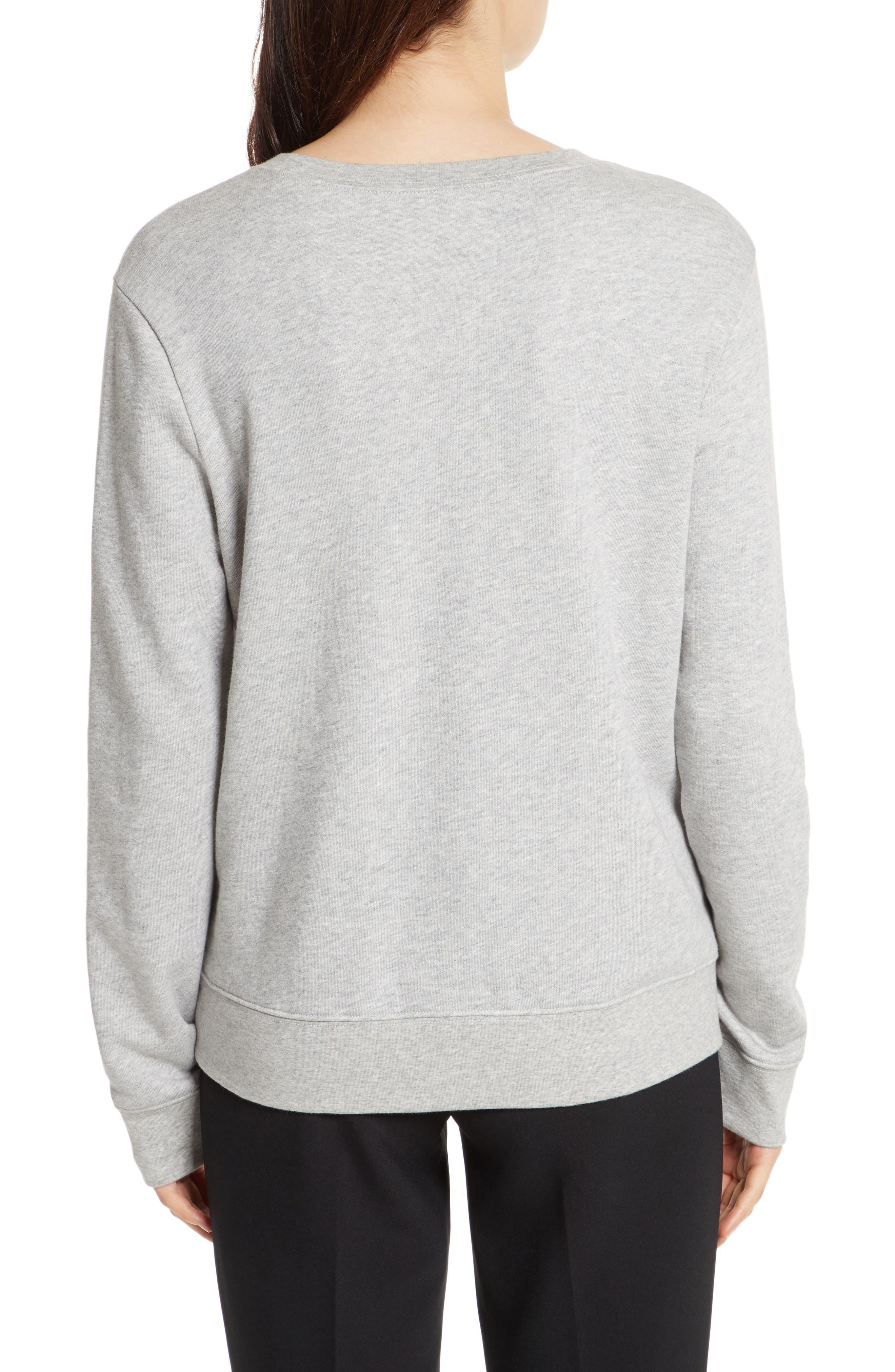 nouveau york sweatshirt,                             Alternate thumbnail 2, color,                             098