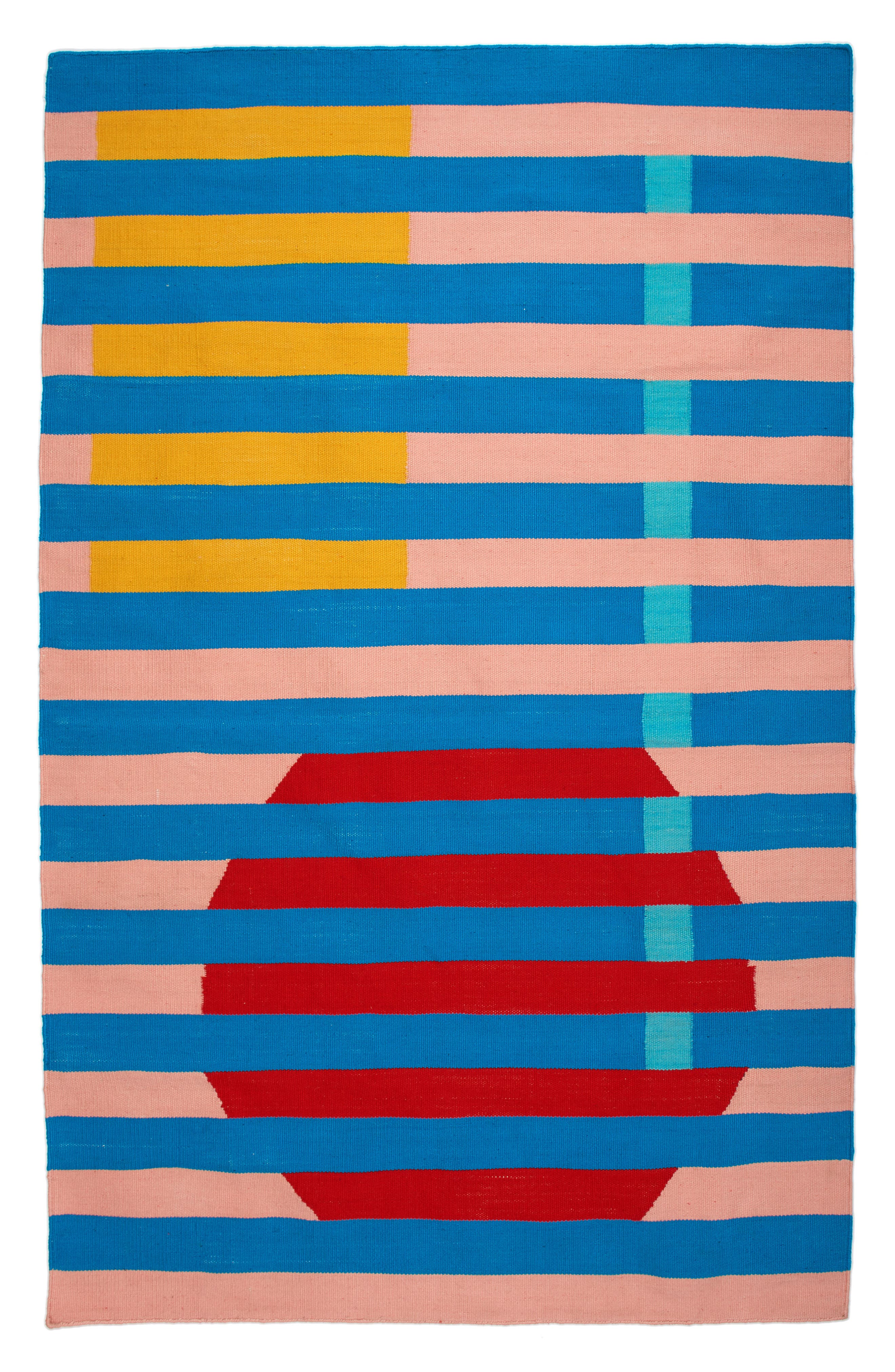 AELFIE Poolside Indoor/Outdoor Rug, Main, color, POOLSIDE