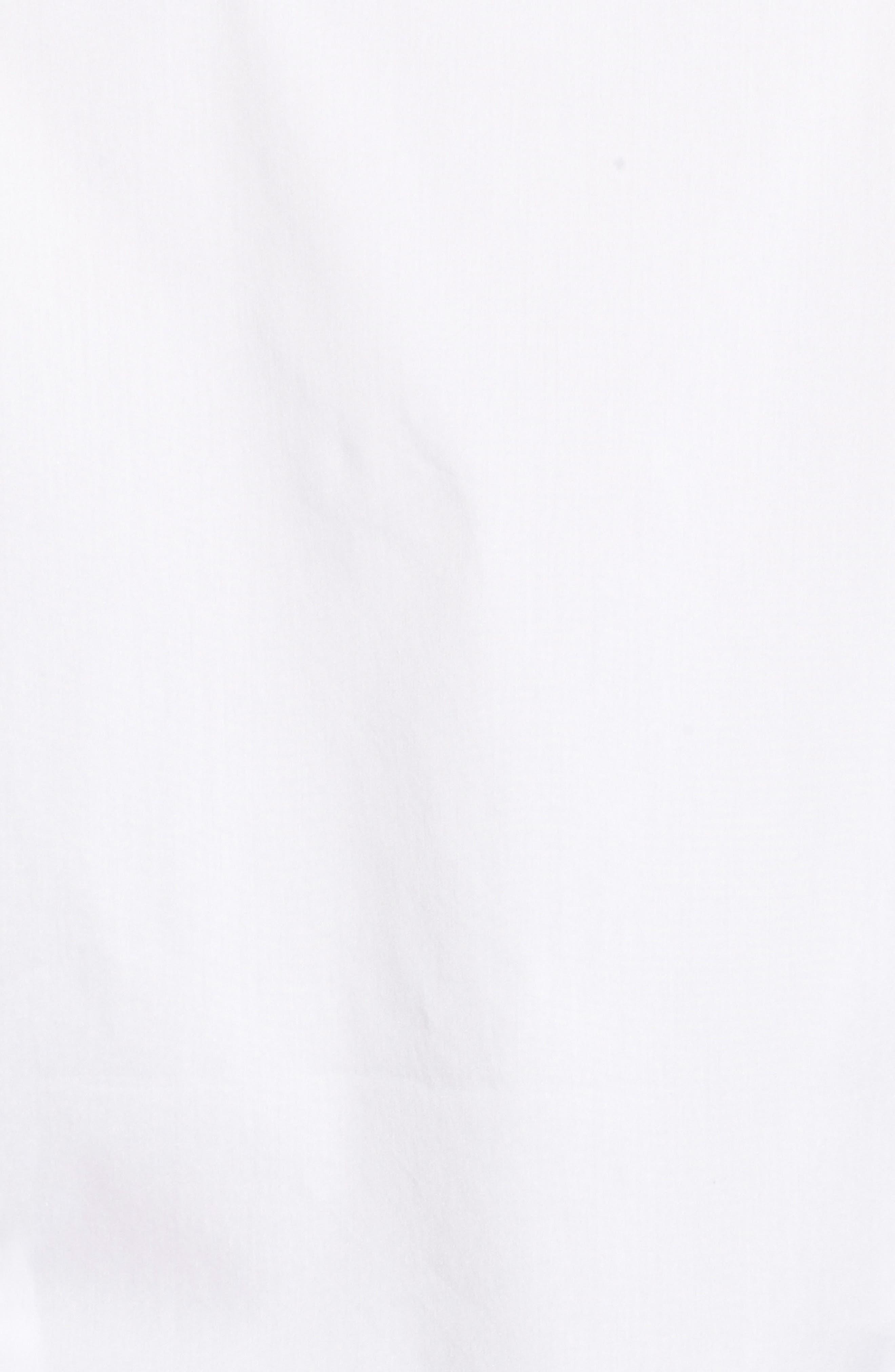 Sleeveless Blouse,                             Alternate thumbnail 2, color,                             WHITE