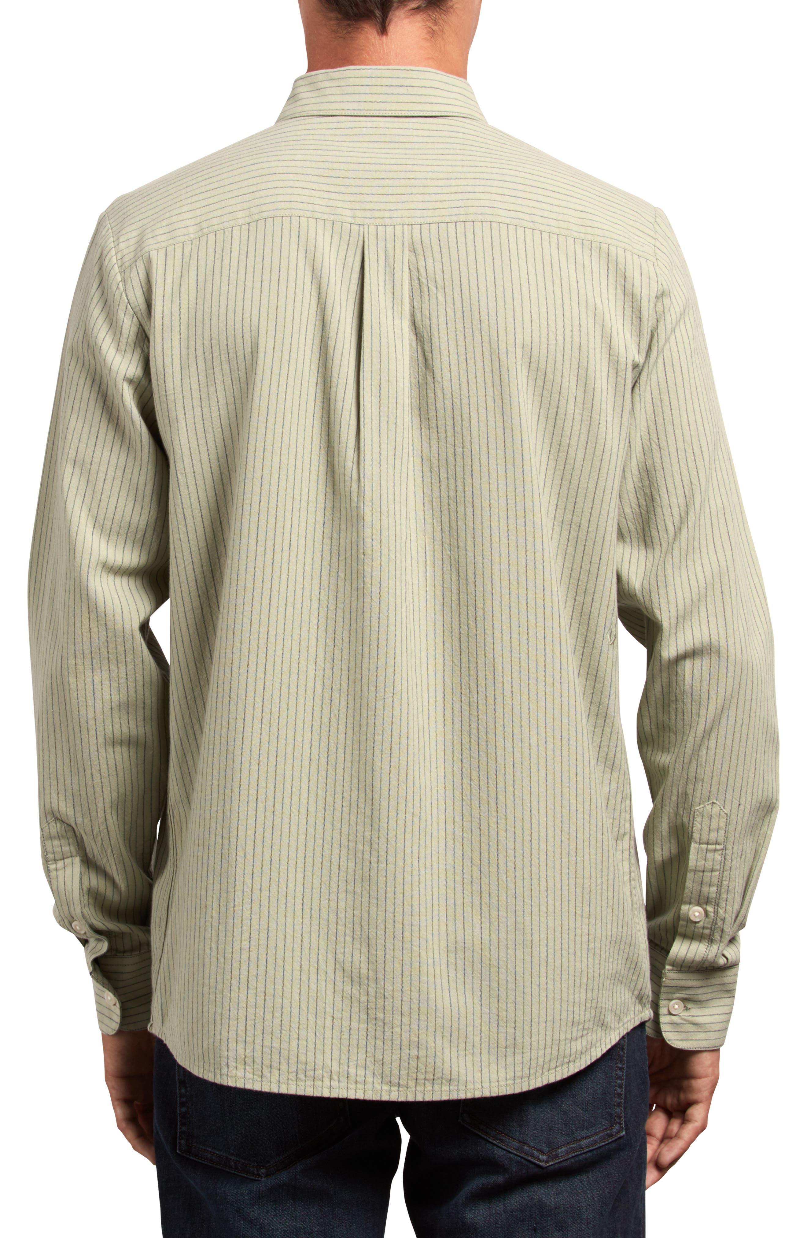 Toner Stripe Woven Shirt,                             Alternate thumbnail 2, color,                             364