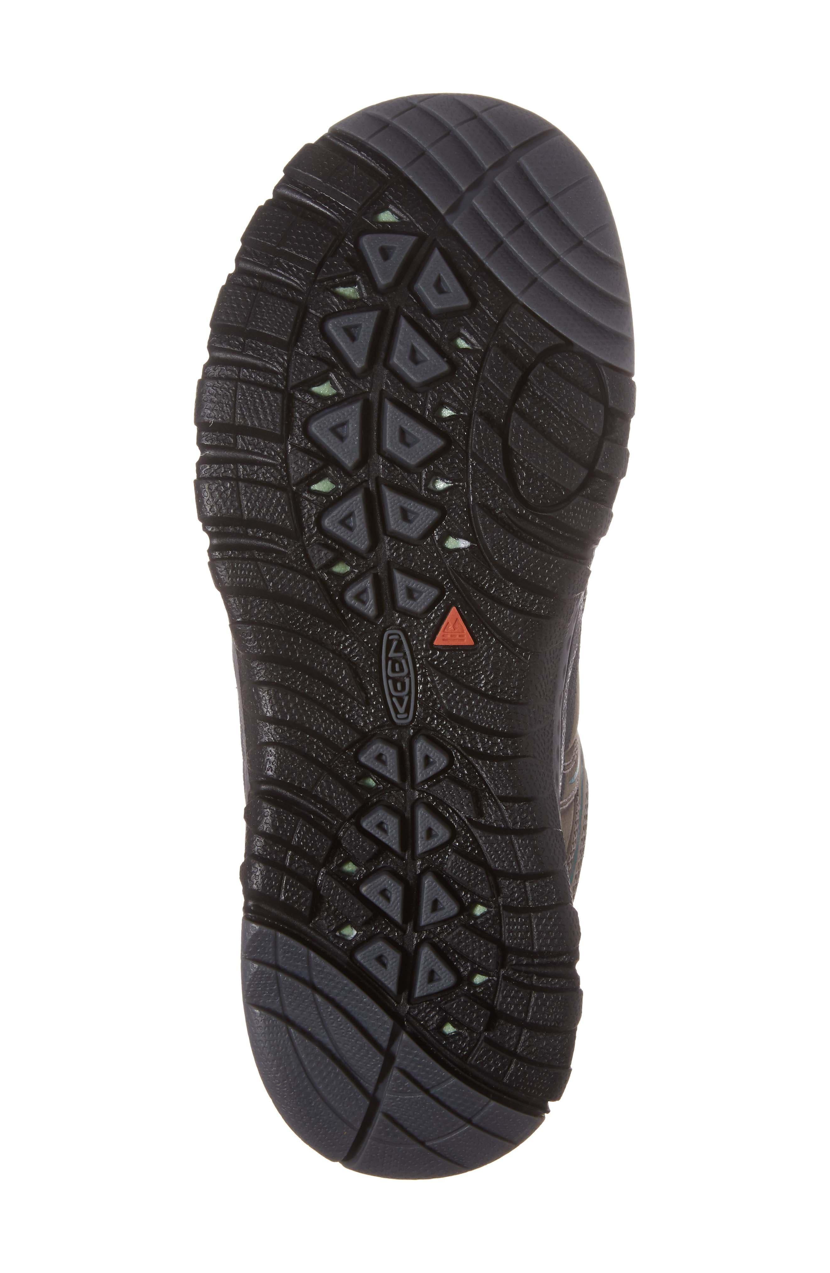 Terradora Waterproof Hiking Shoe,                             Alternate thumbnail 17, color,