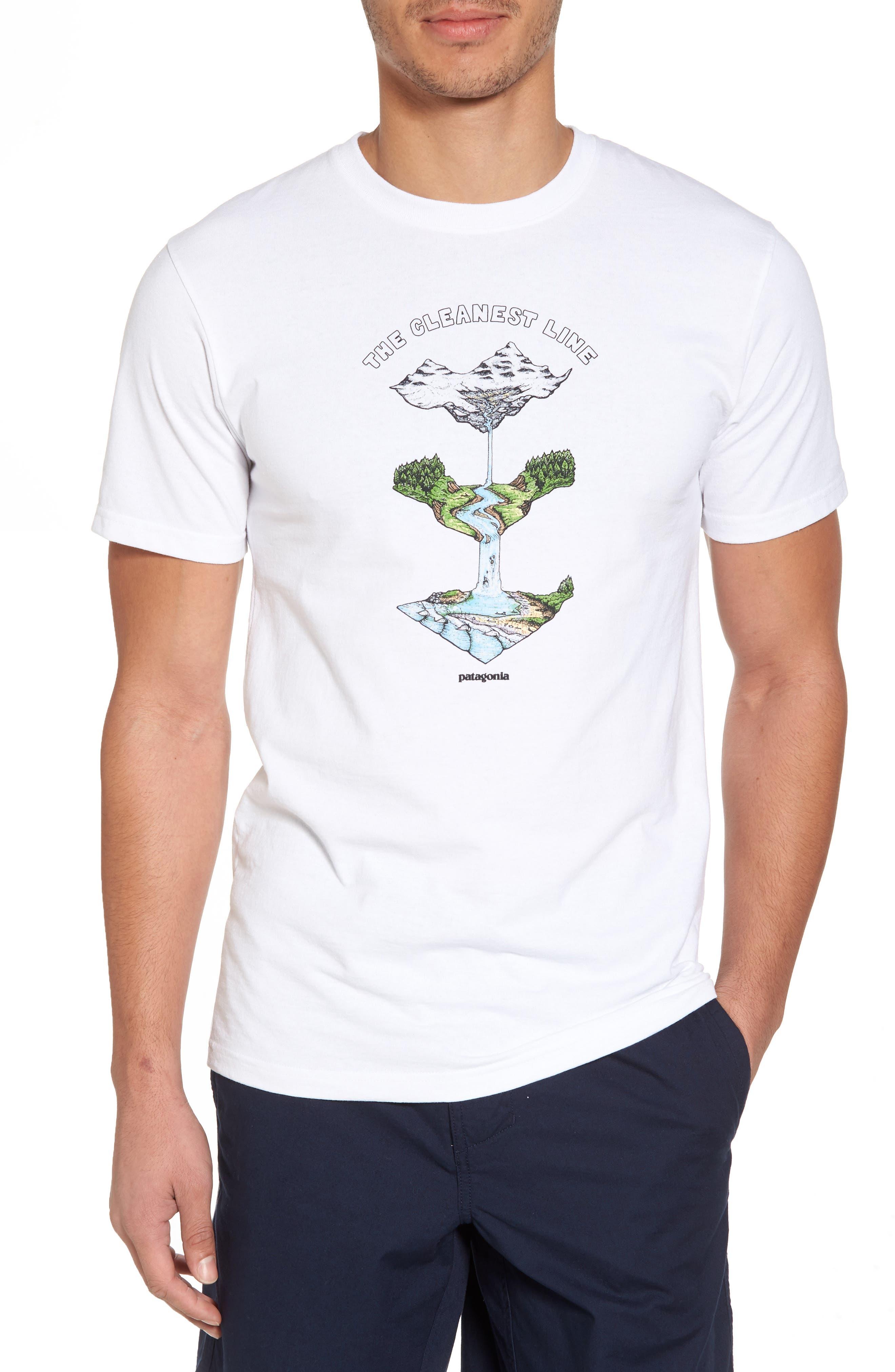 Glacier Born Responsibili-Tee T-Shirt,                         Main,                         color, 100
