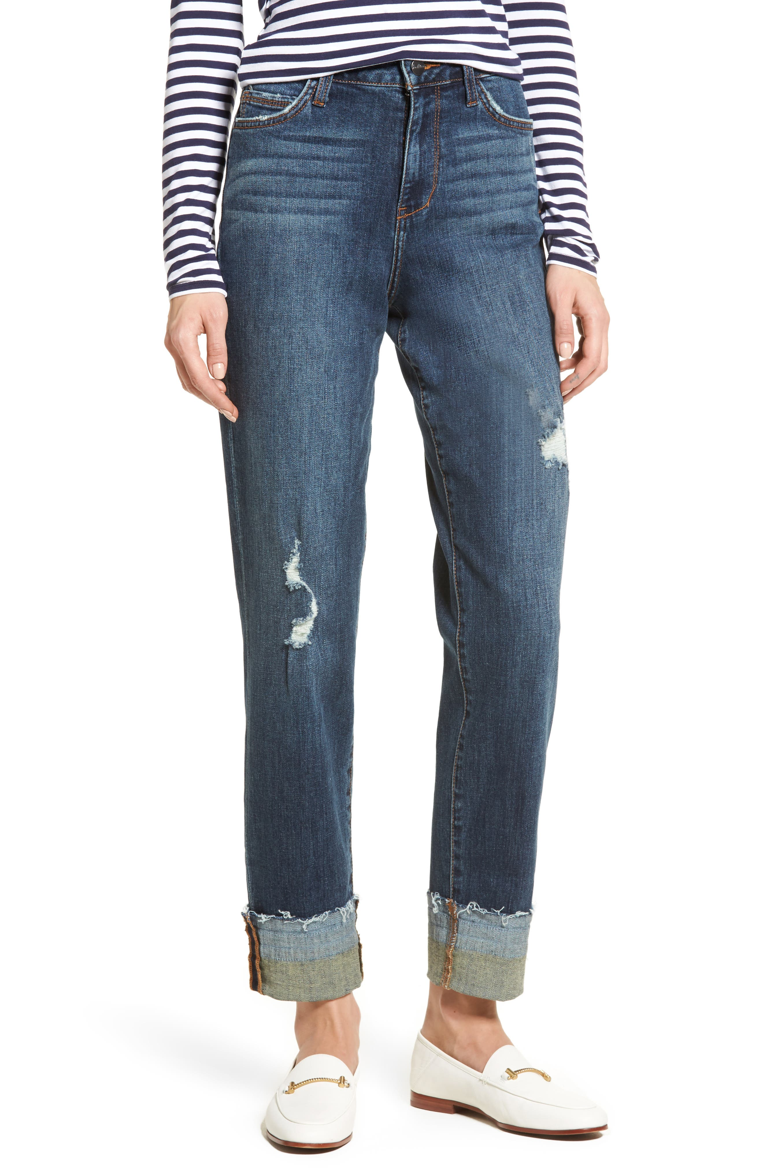 The Mary Jane High Rise Jeans,                         Main,                         color, 420