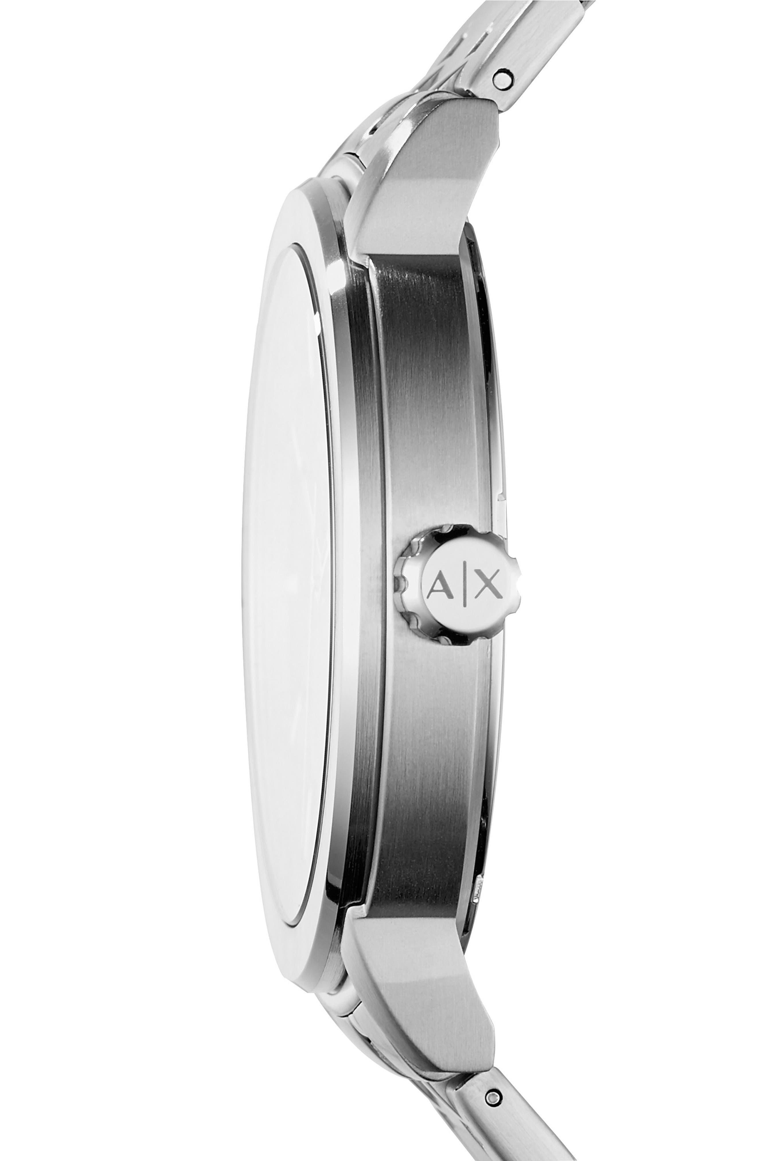 Bracelet Watch, 46mm,                             Alternate thumbnail 2, color,                             040