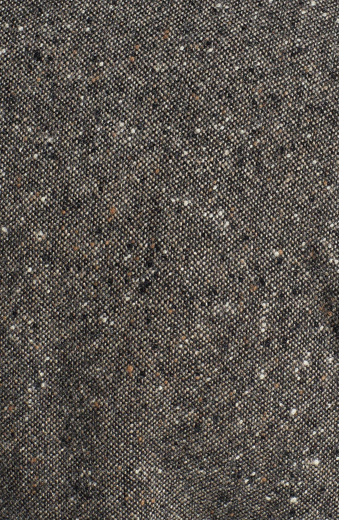 BILLY REID,                             'Astor' Tweed Overcoat,                             Alternate thumbnail 3, color,                             092