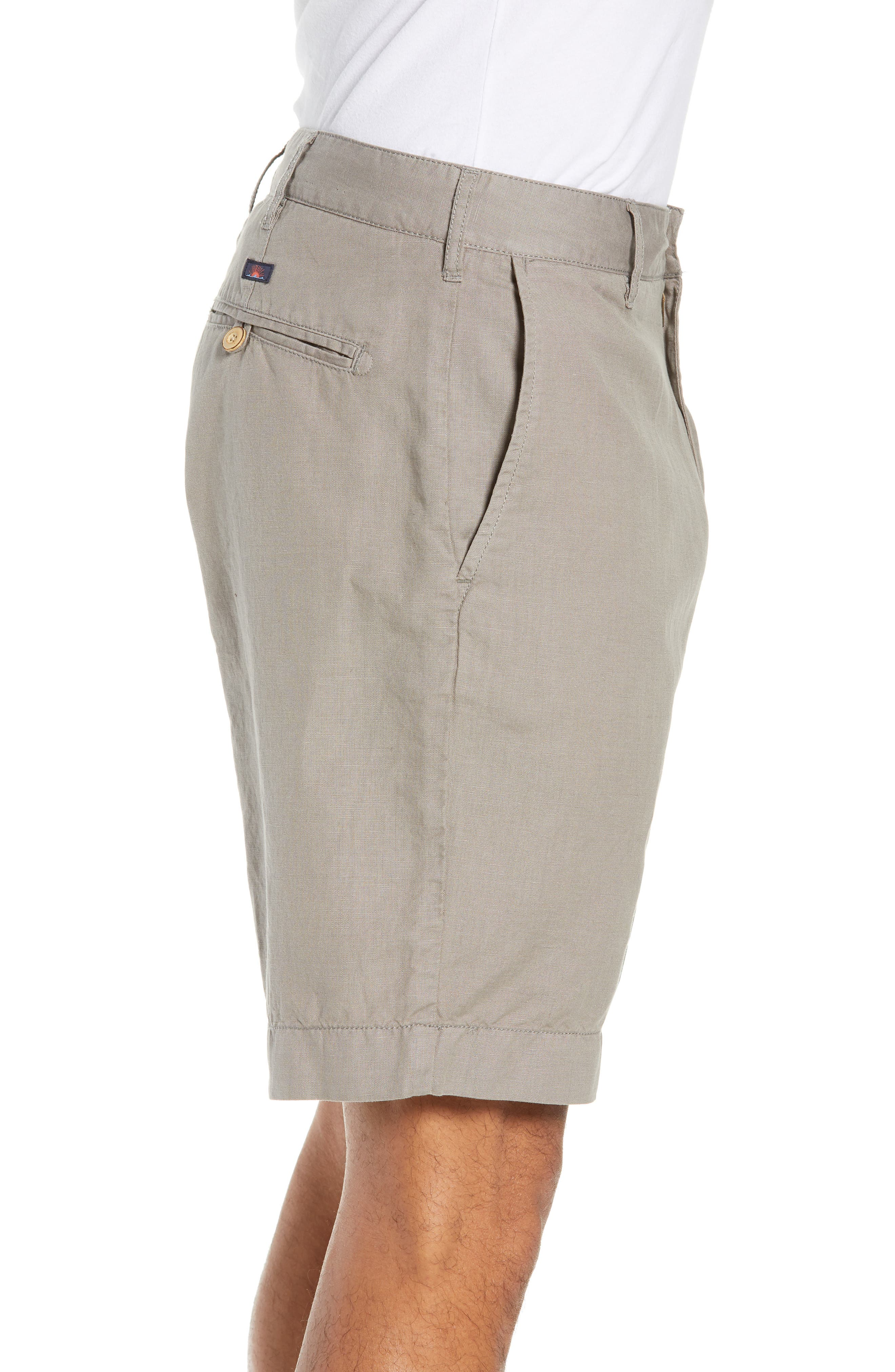 Malibu Shorts,                             Alternate thumbnail 3, color,                             GREY