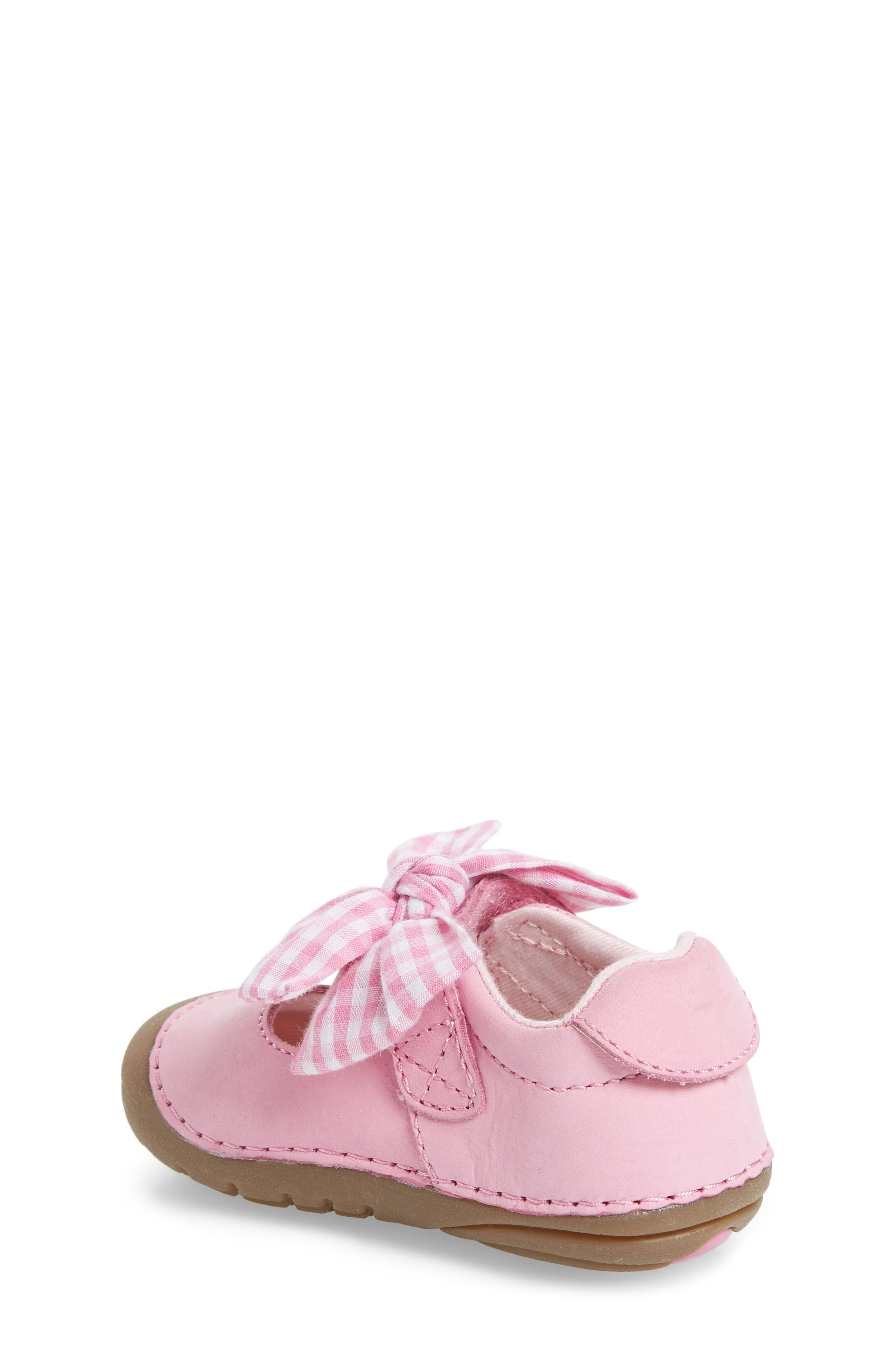Soft Motion<sup>™</sup> Esme Mary Jane,                             Alternate thumbnail 2, color,                             PINK GINGHAM