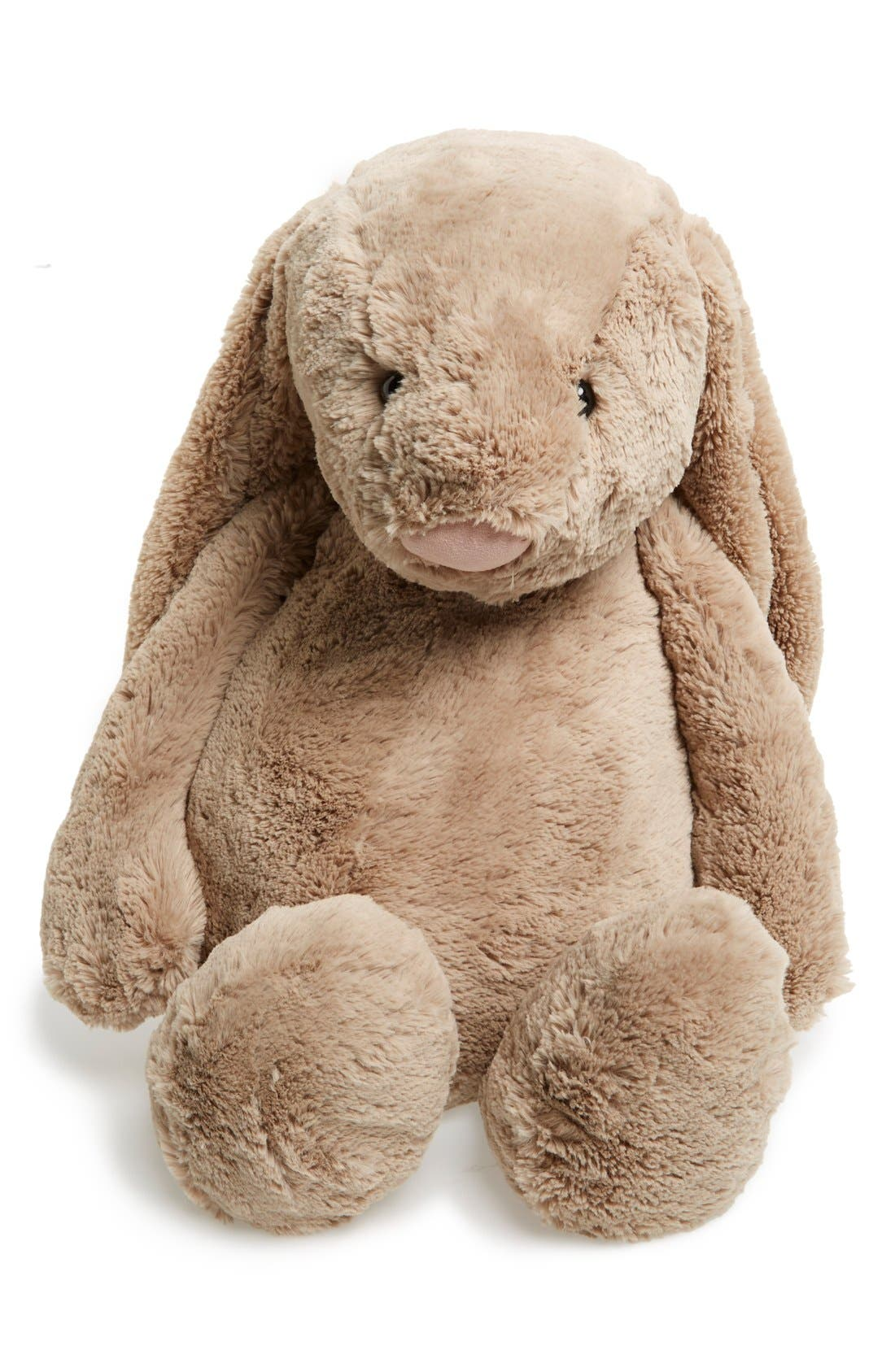 JELLYCAT,                             'Really Big Bashful Bunny' Stuffed Animal,                             Alternate thumbnail 3, color,                             BEIGE