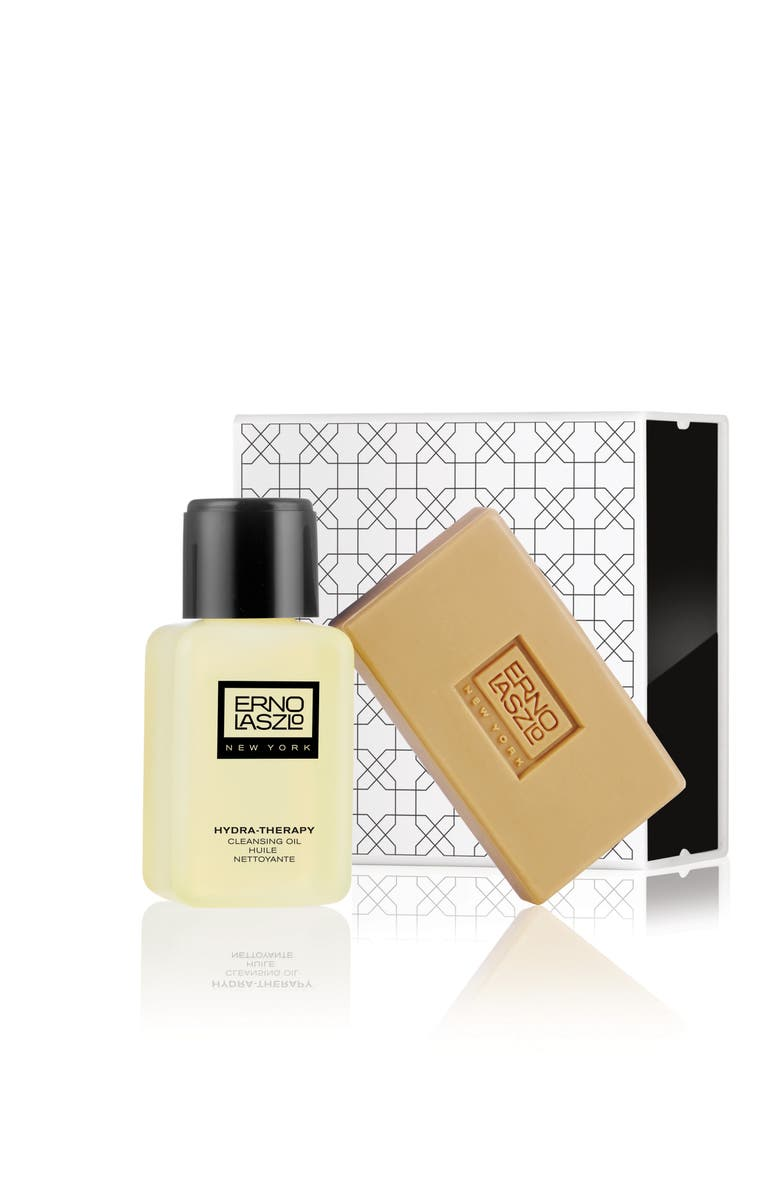 Erno Laszlo HYDRA-THERAPY DOUBLE CLEANSE TRAVEL SET