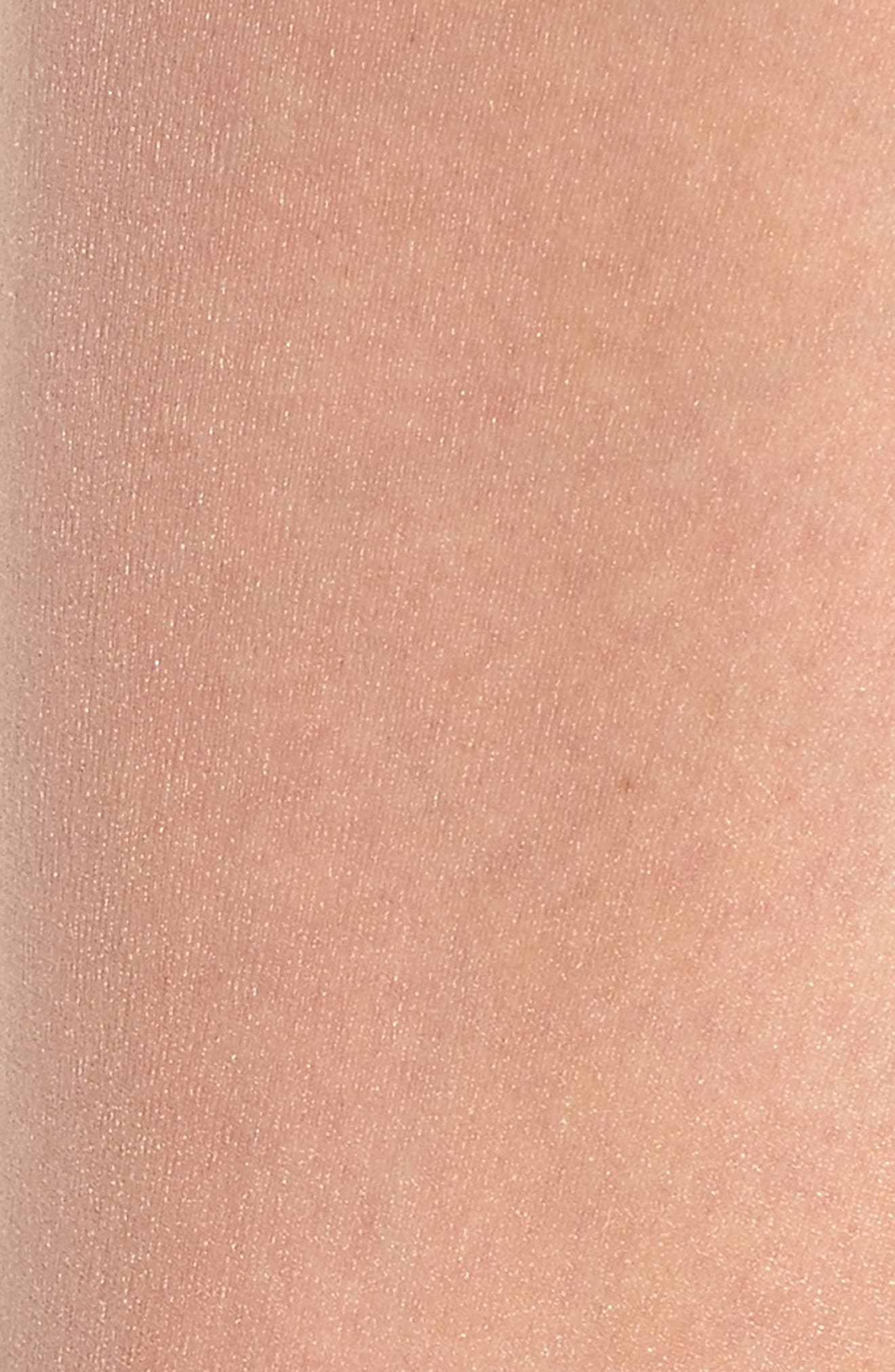 Donna Karan Beyond The Nudes Stay-Up Stockings,                             Alternate thumbnail 6, color,