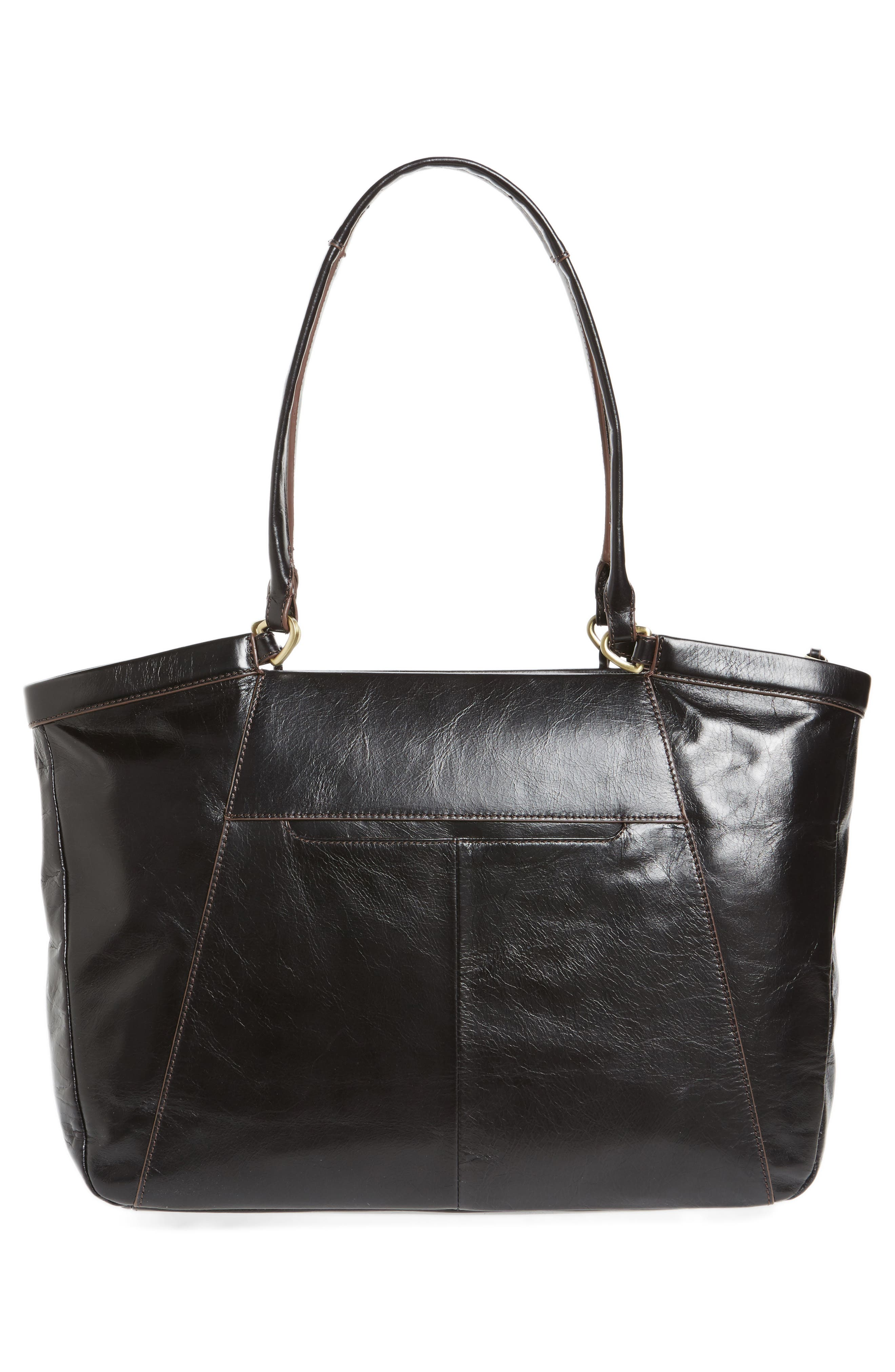 Maryanna Leather Tote,                             Alternate thumbnail 11, color,