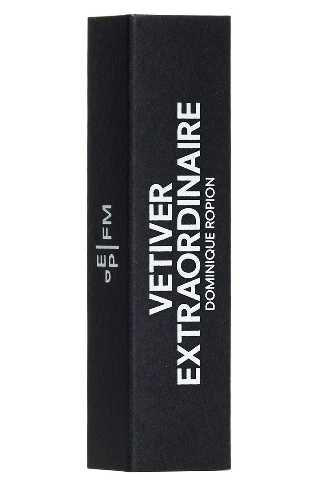 Vetiver Extraordinaire Fragrance Travel Spray,                             Alternate thumbnail 5, color,                             NO COLOR