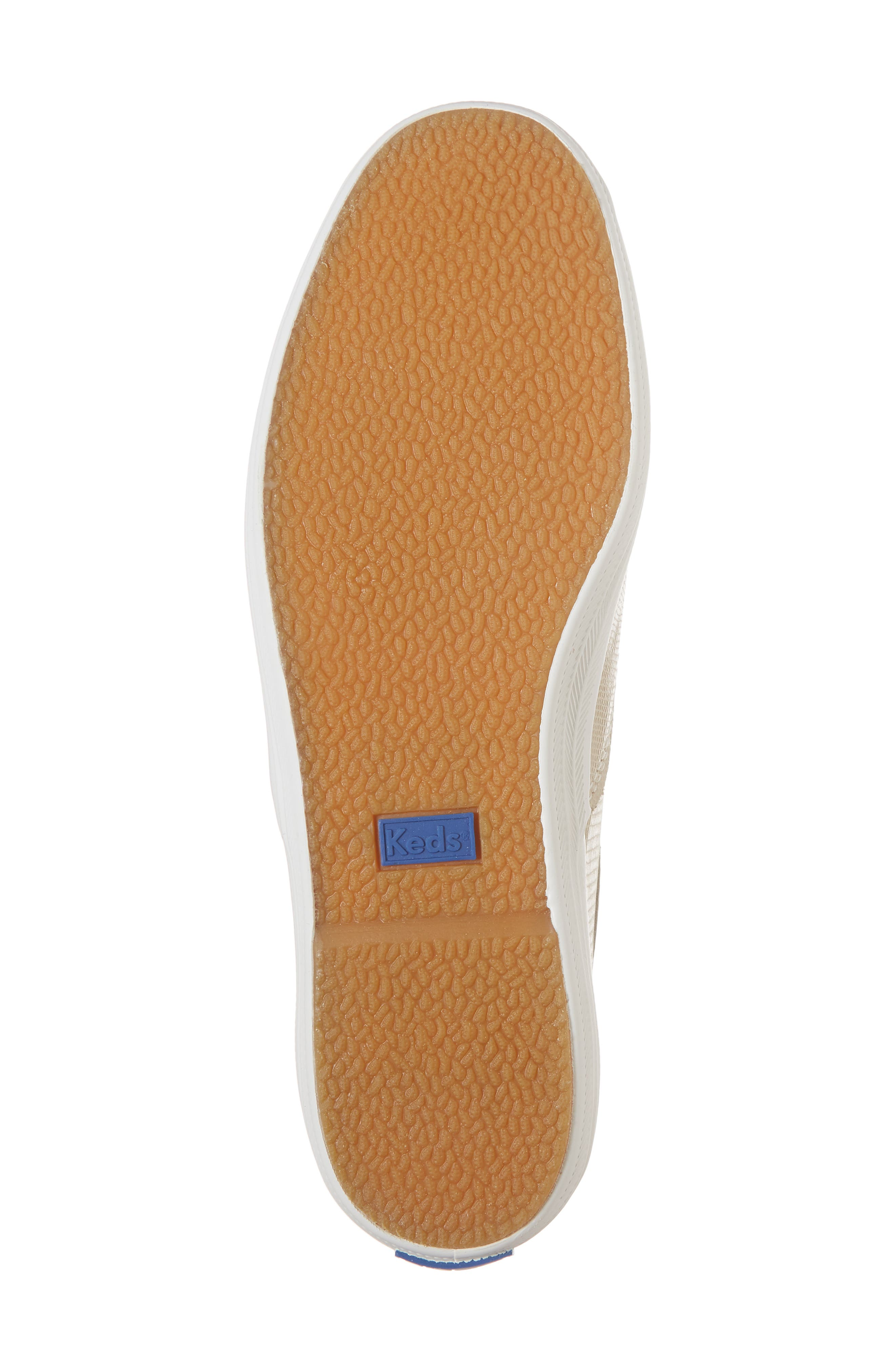 Champion Pretty Leather Sneaker,                             Alternate thumbnail 6, color,                             900
