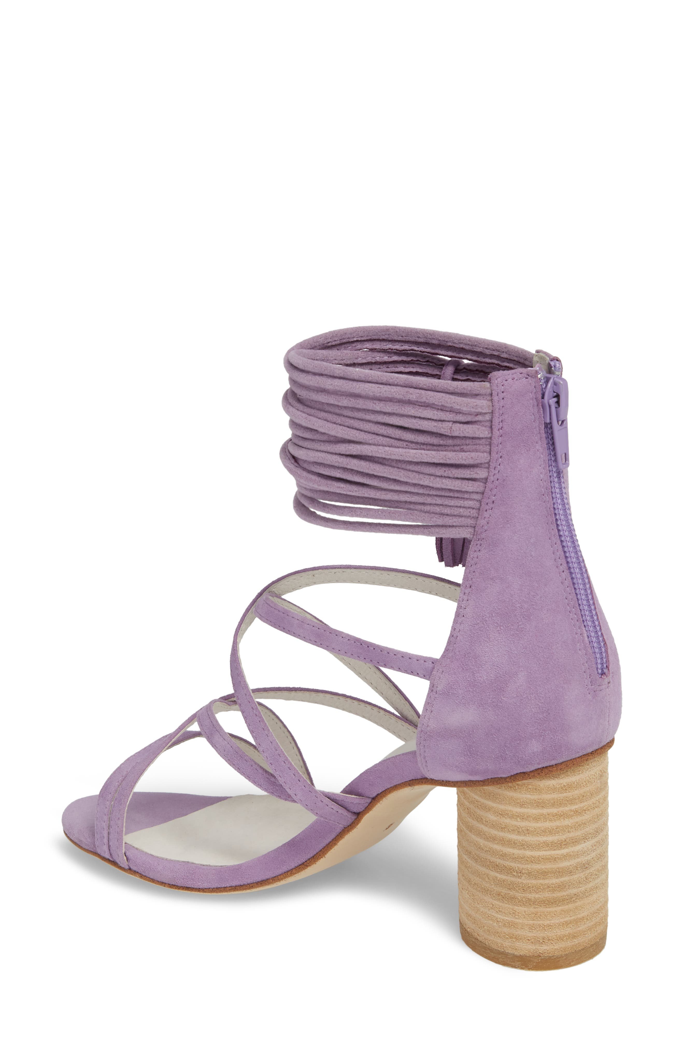 'Despina' Strappy Sandal,                             Alternate thumbnail 8, color,