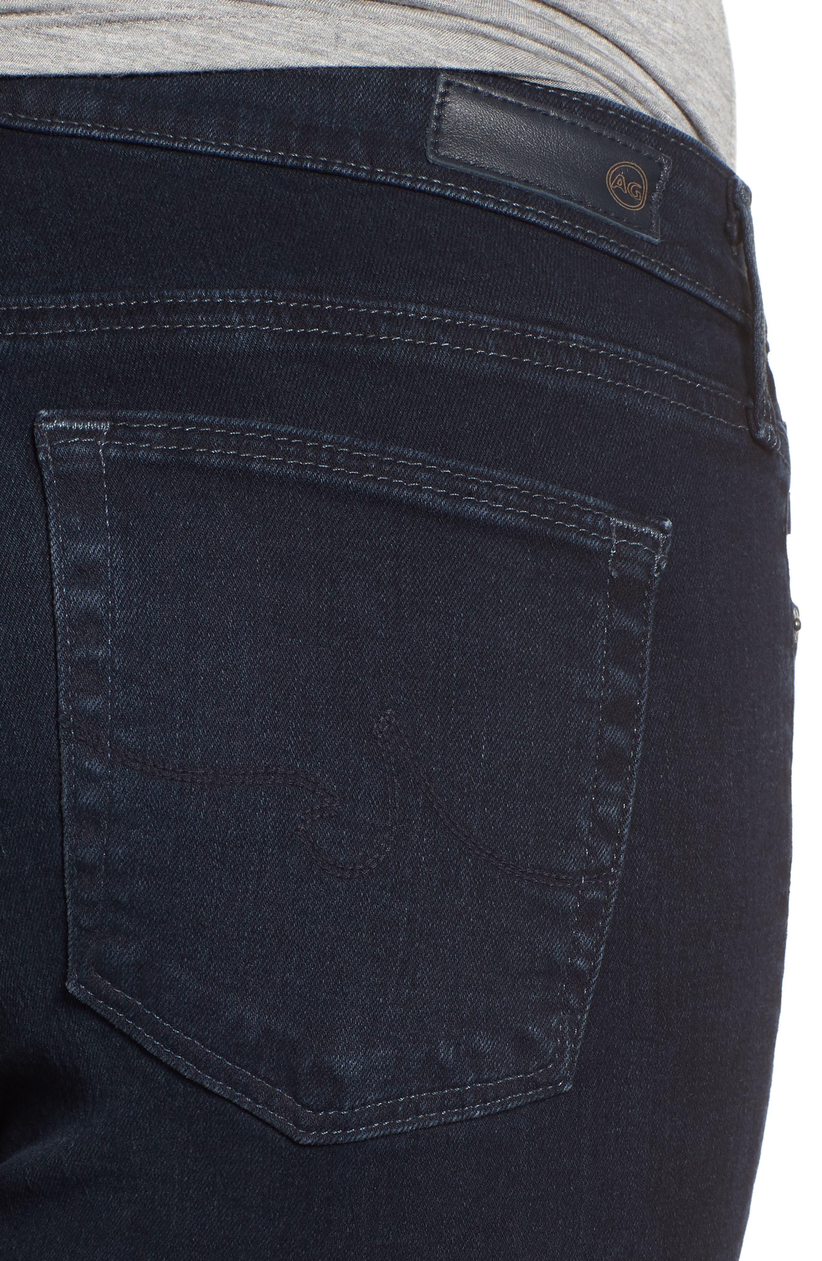 Prima Skinny Jeans,                             Alternate thumbnail 4, color,                             YARDBIRD