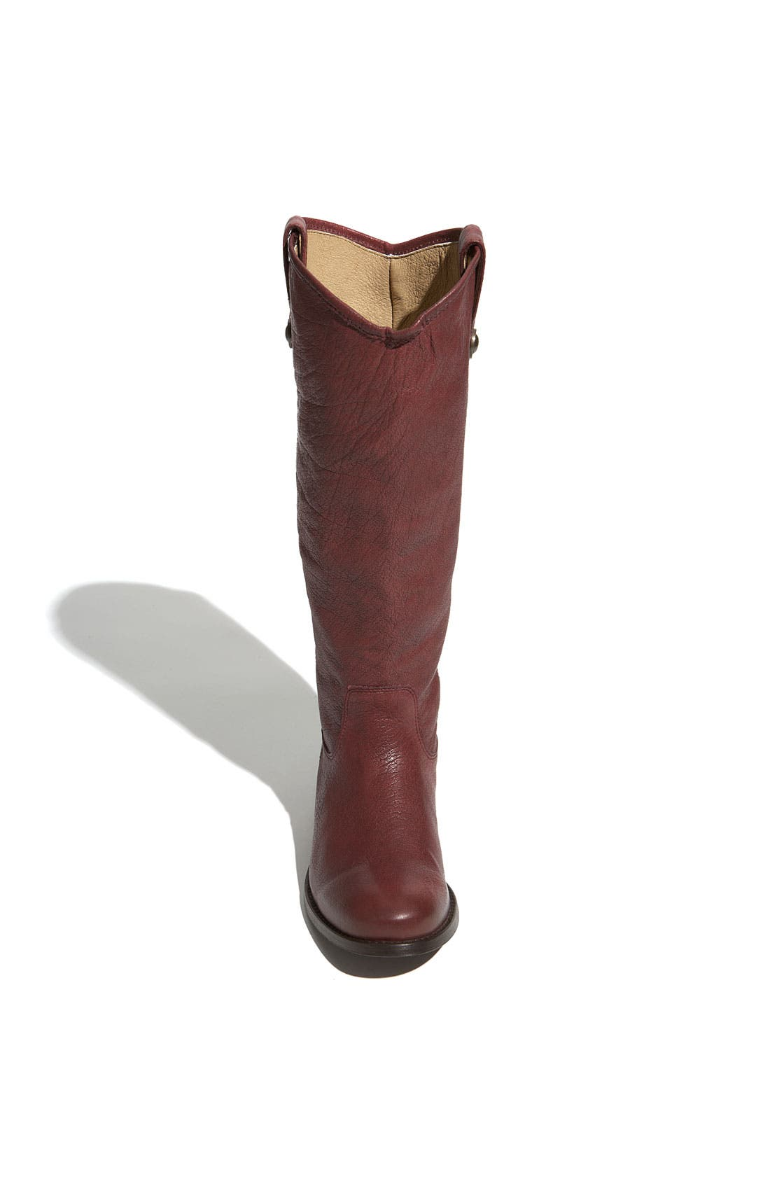 'Melissa Button' Leather Riding Boot,                             Alternate thumbnail 122, color,