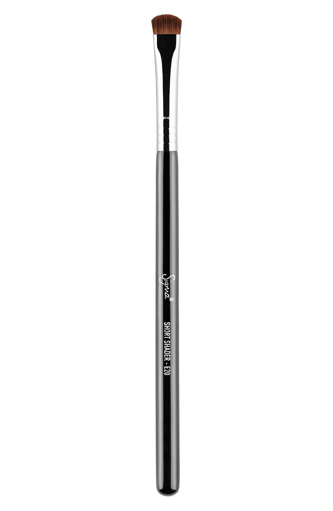 E20S Short Shader Brush,                         Main,                         color, NO COLOR