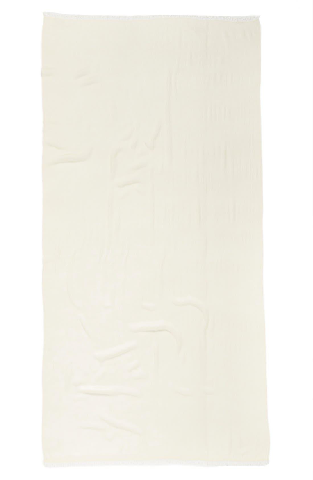 Modal Silk Blend Scarf,                             Alternate thumbnail 102, color,