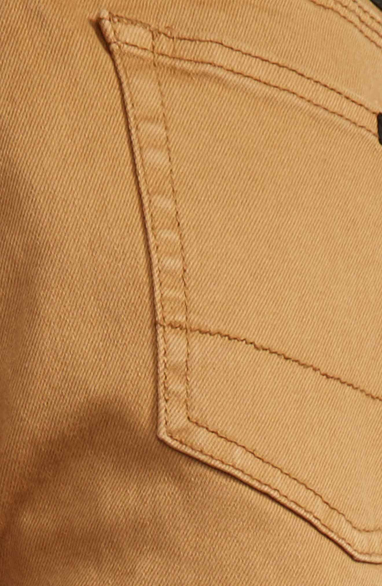 The Slim Twill Pants,                             Alternate thumbnail 3, color,                             205