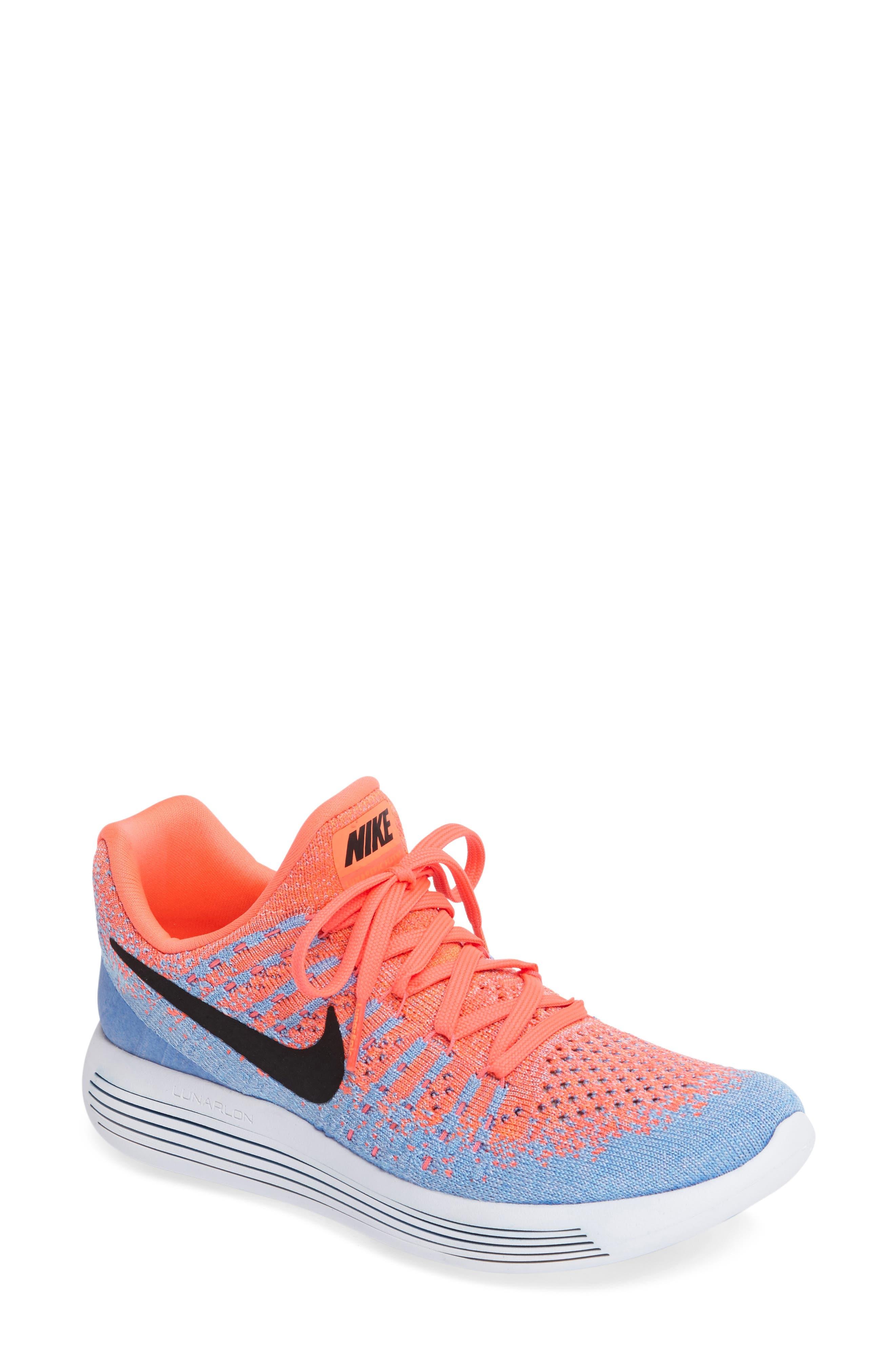 LunarEpic Low Flyknit 2 Running Shoe,                             Main thumbnail 22, color,