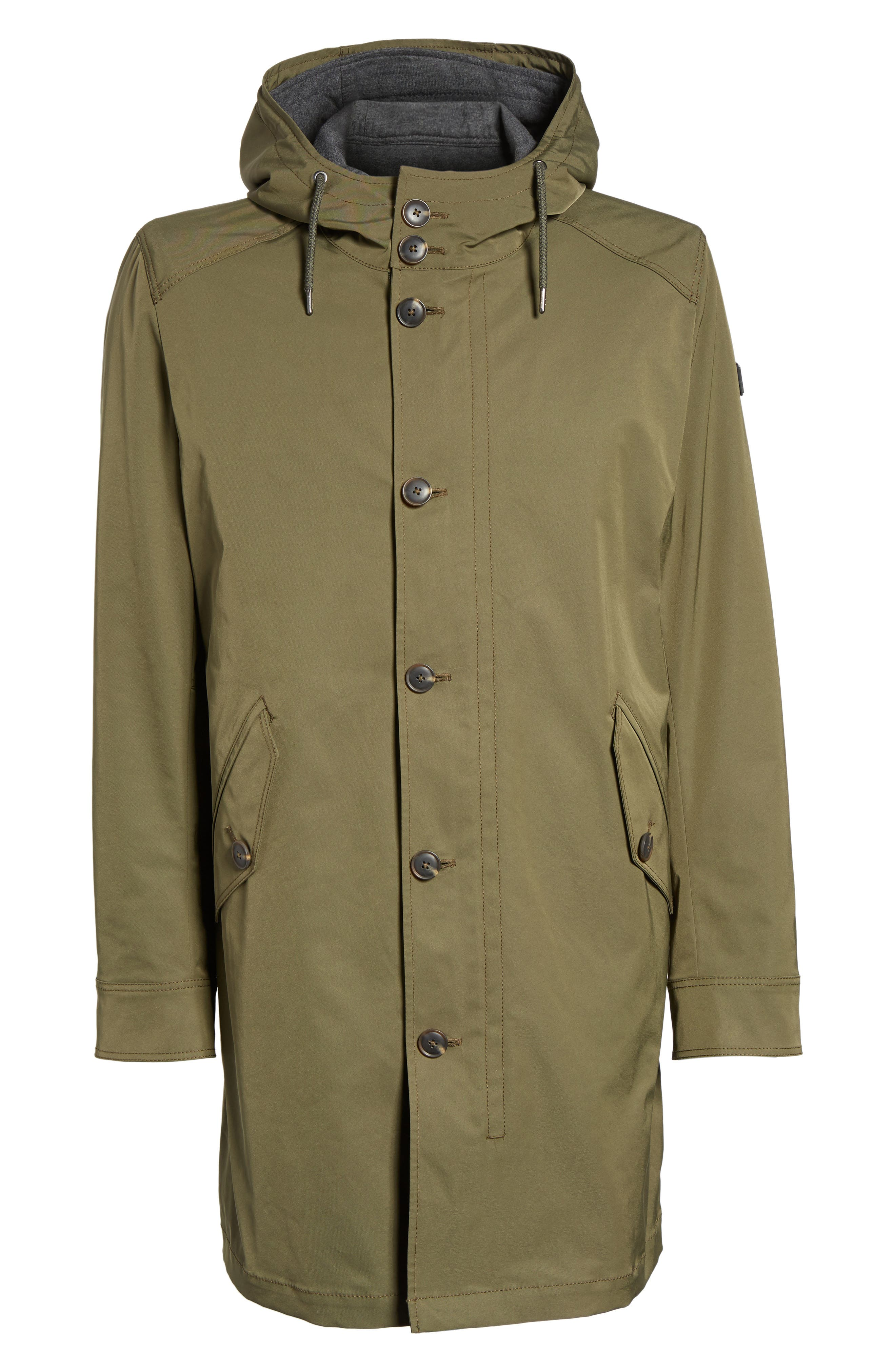 Odrax 3-in-1 Water Repellent Parka,                             Alternate thumbnail 5, color,