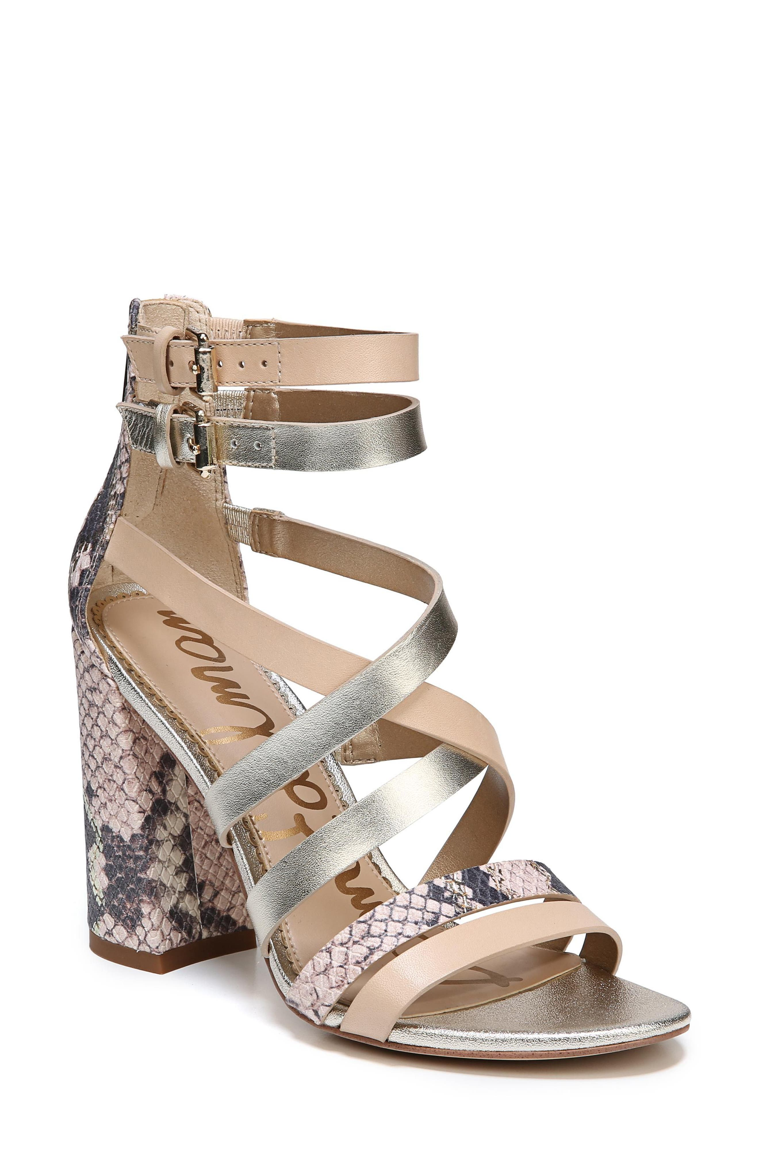Yema Block Heel Sandal,                             Alternate thumbnail 9, color,                             NATURAL/ PINK/ JUTE