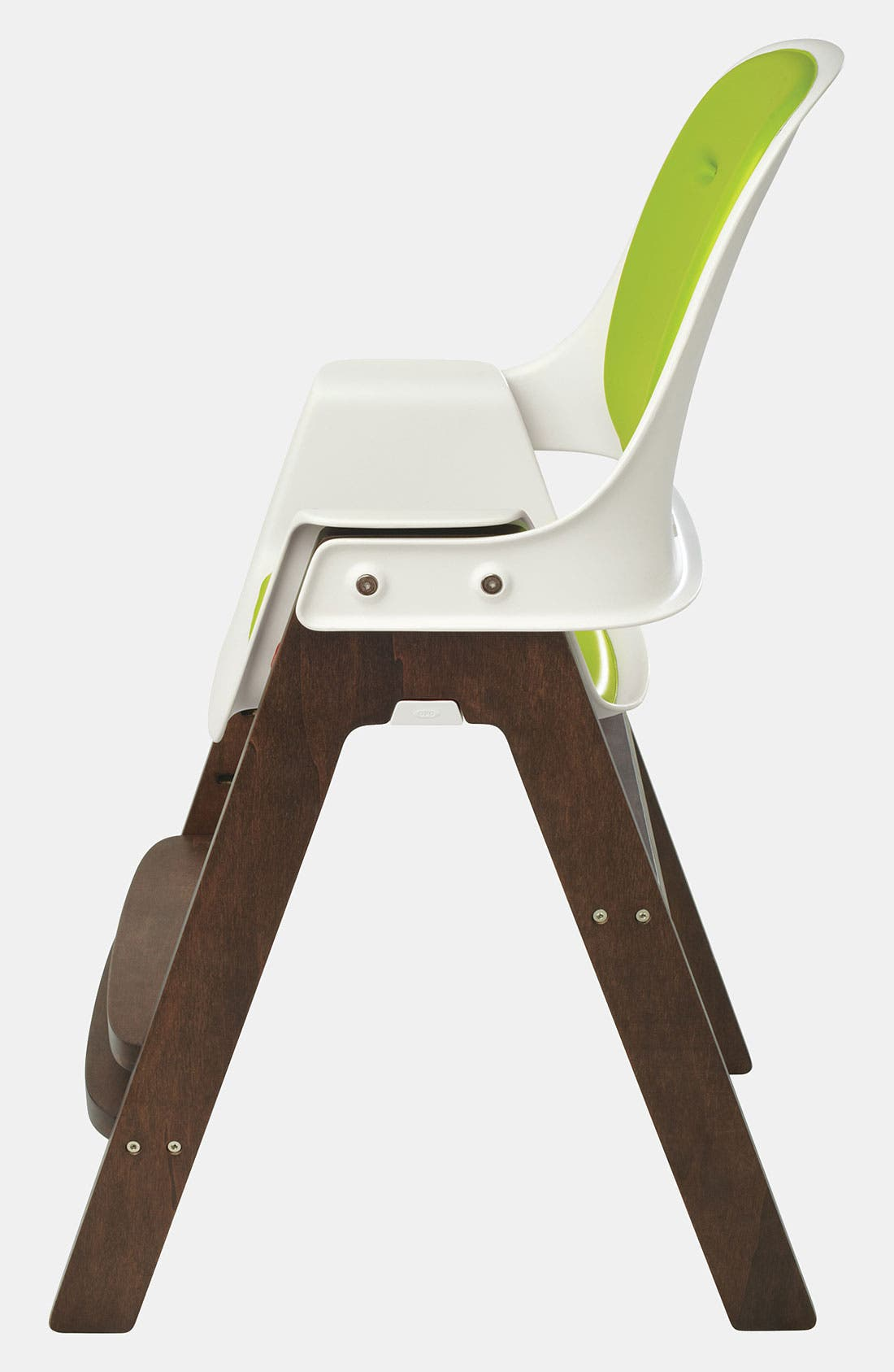 'Sprout' Chair,                             Alternate thumbnail 10, color,                             GREEN/ WALNUT