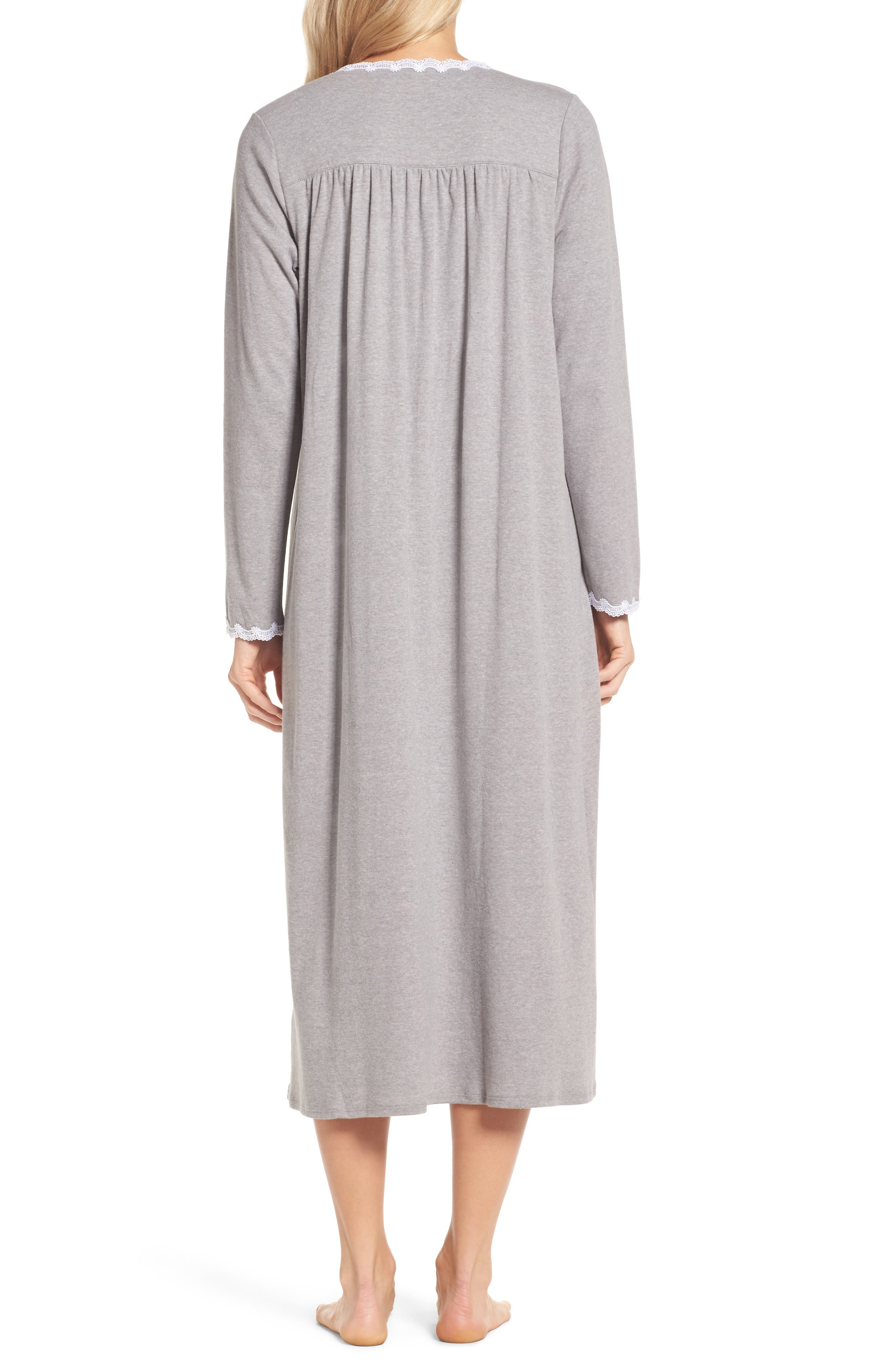 Jersey Nightgown,                             Alternate thumbnail 2, color,                             030