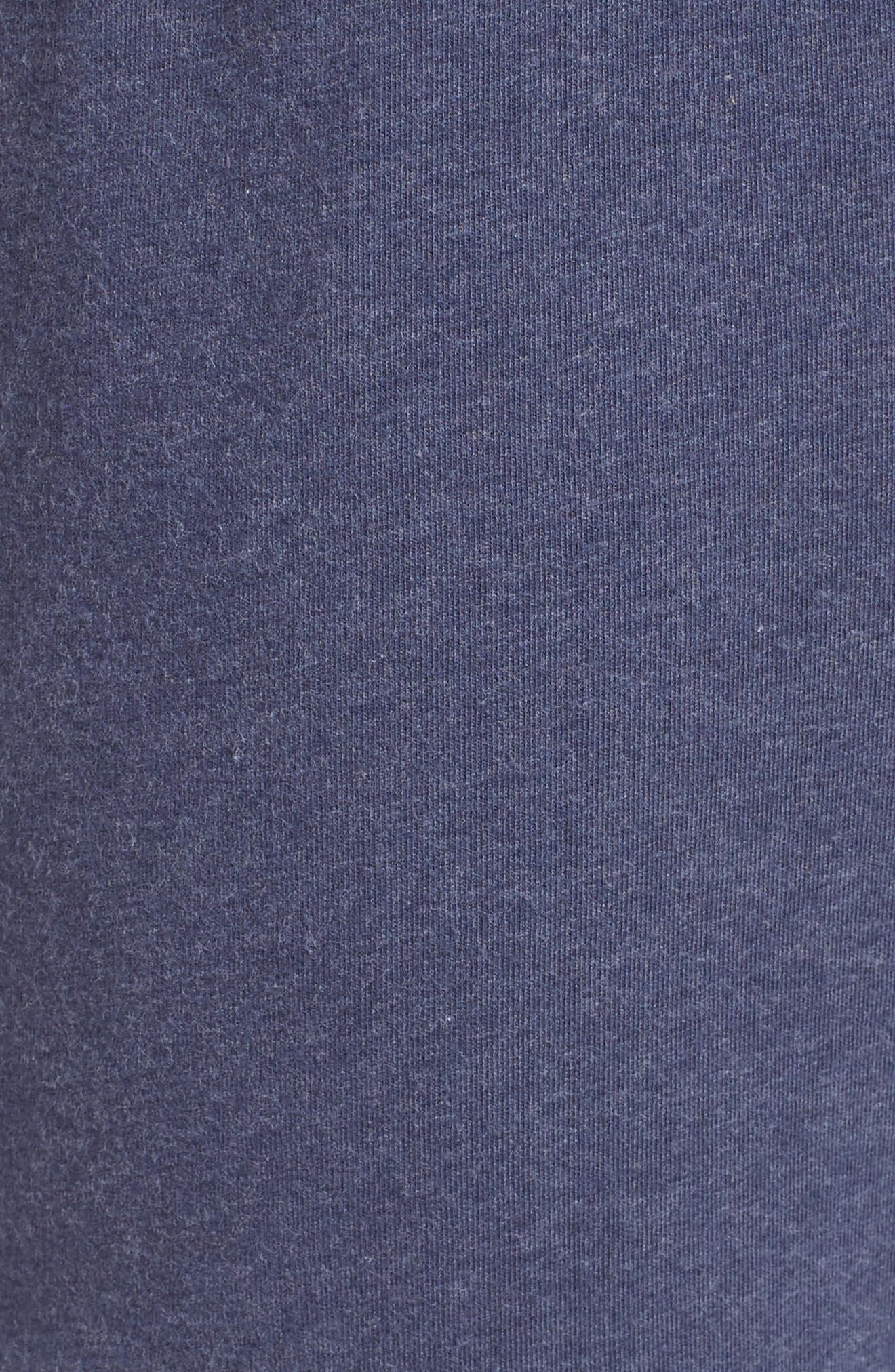 Stretch Cotton Lounge Pants,                             Alternate thumbnail 10, color,