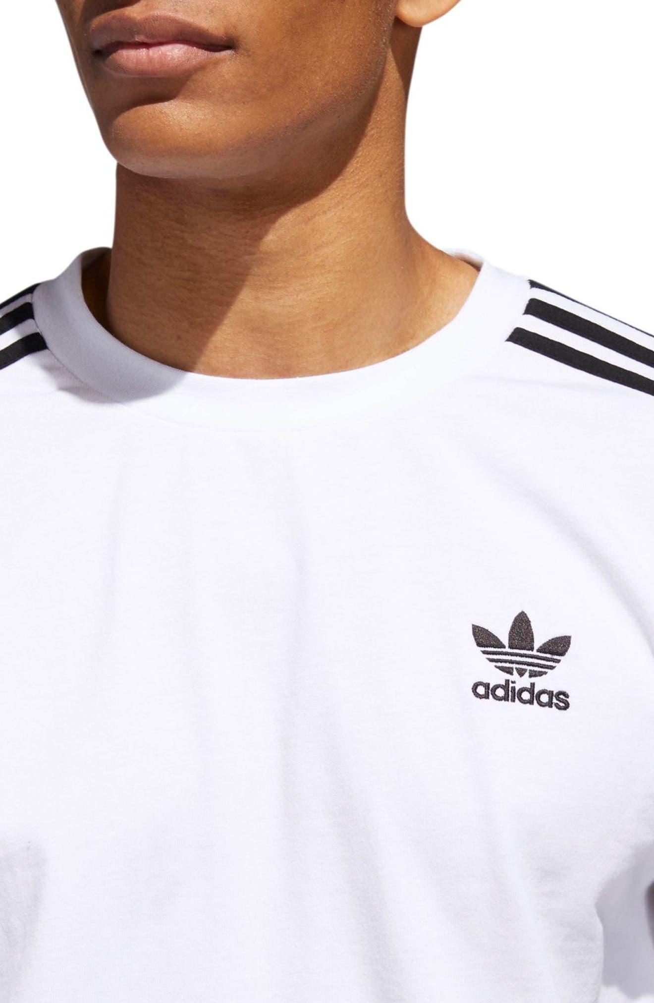 Authentics Short Sleeve T-Shirt,                             Alternate thumbnail 4, color,                             100