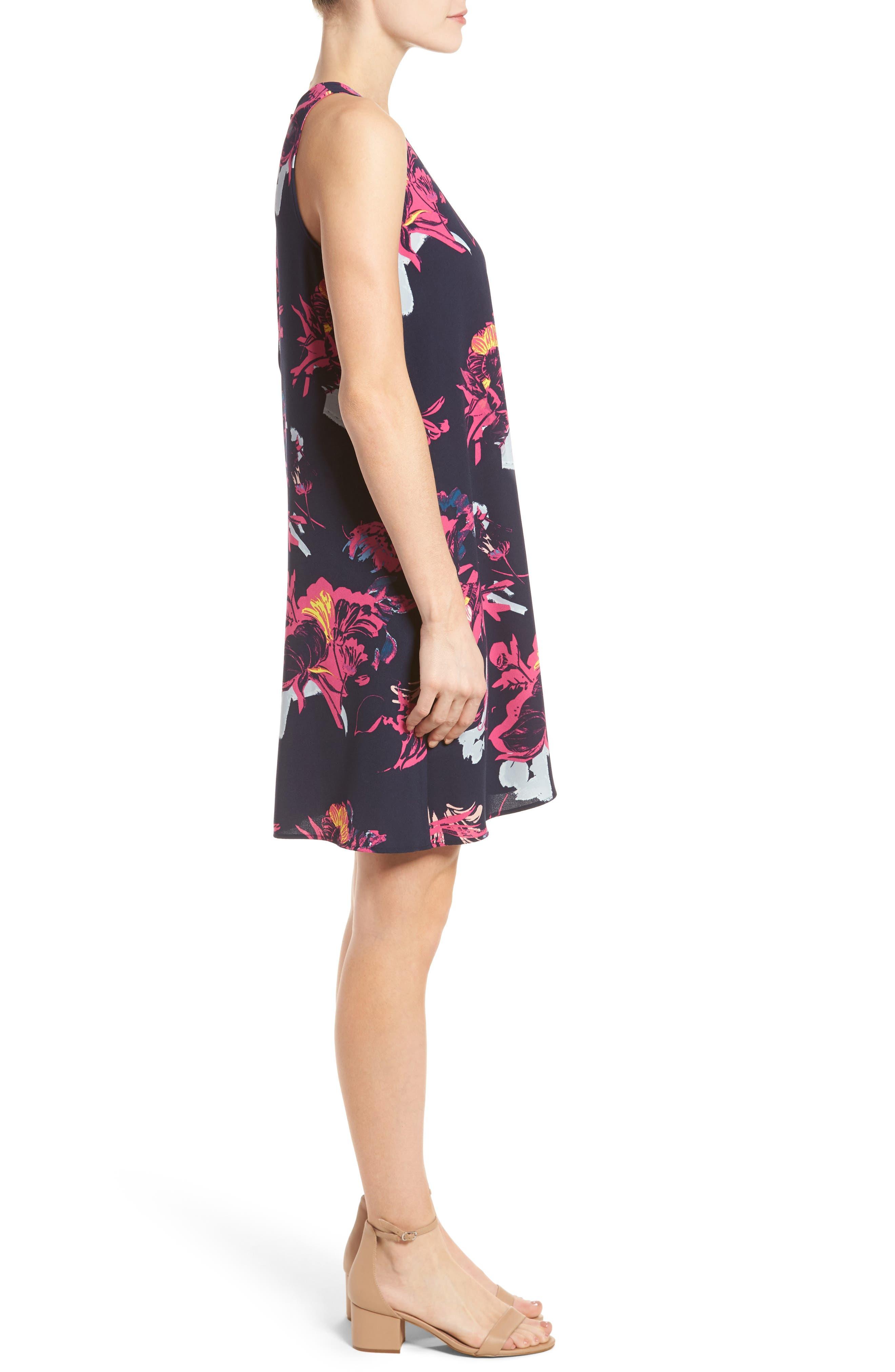 A-Line Dress,                             Alternate thumbnail 76, color,