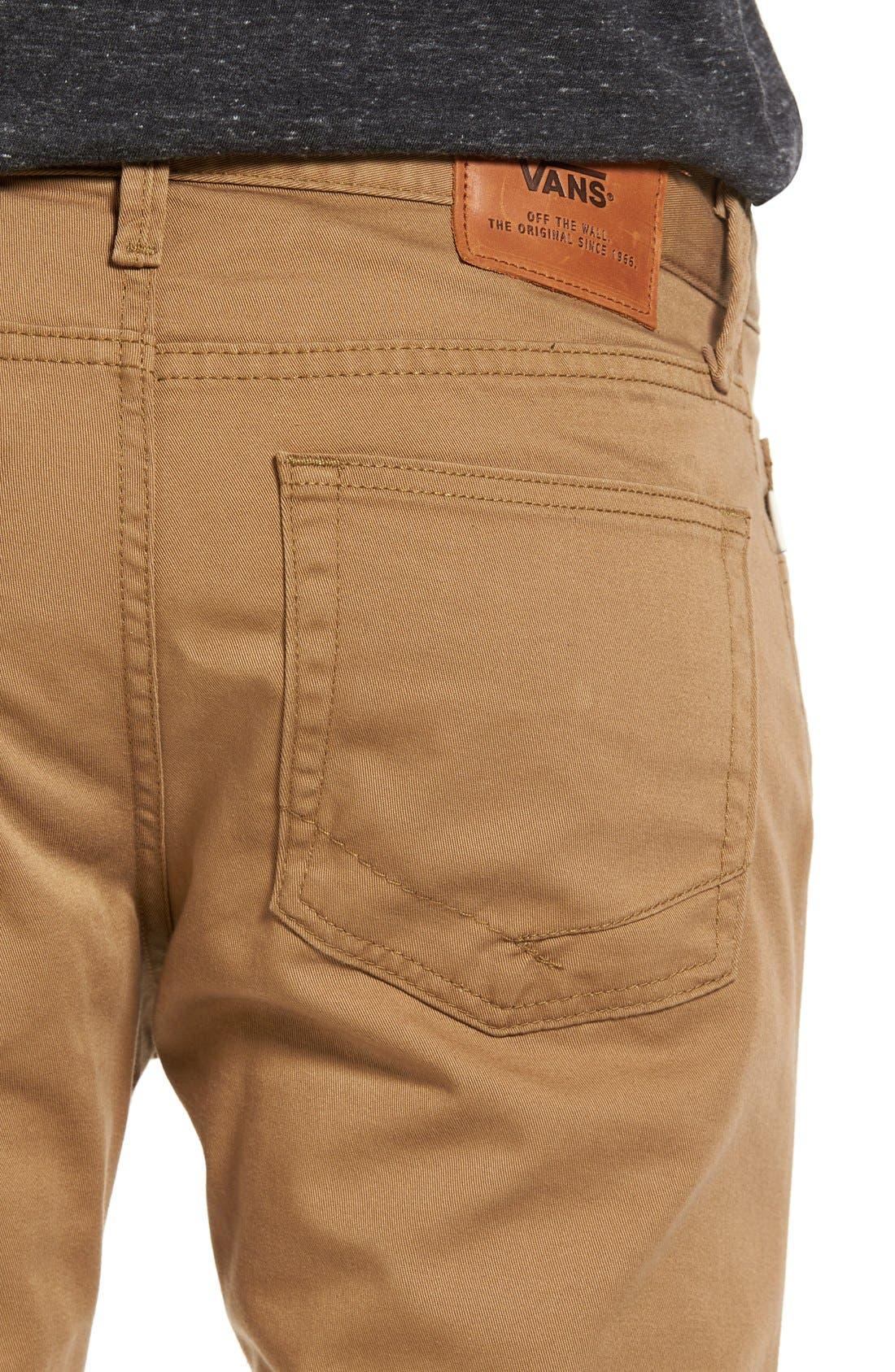 V56 Covina II Slim Fit Pants,                             Alternate thumbnail 21, color,