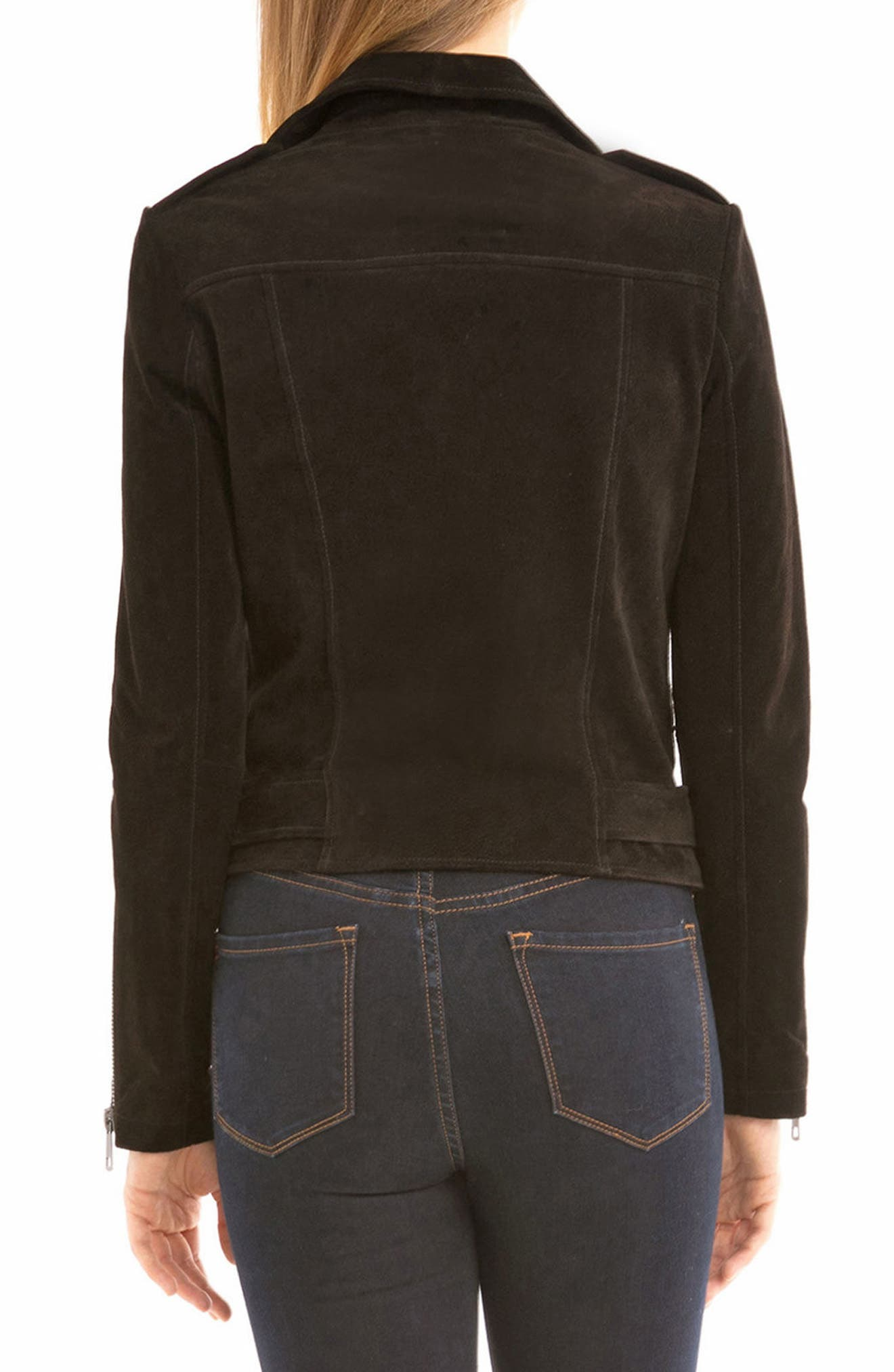 NYC  Suede Jacket,                             Alternate thumbnail 10, color,