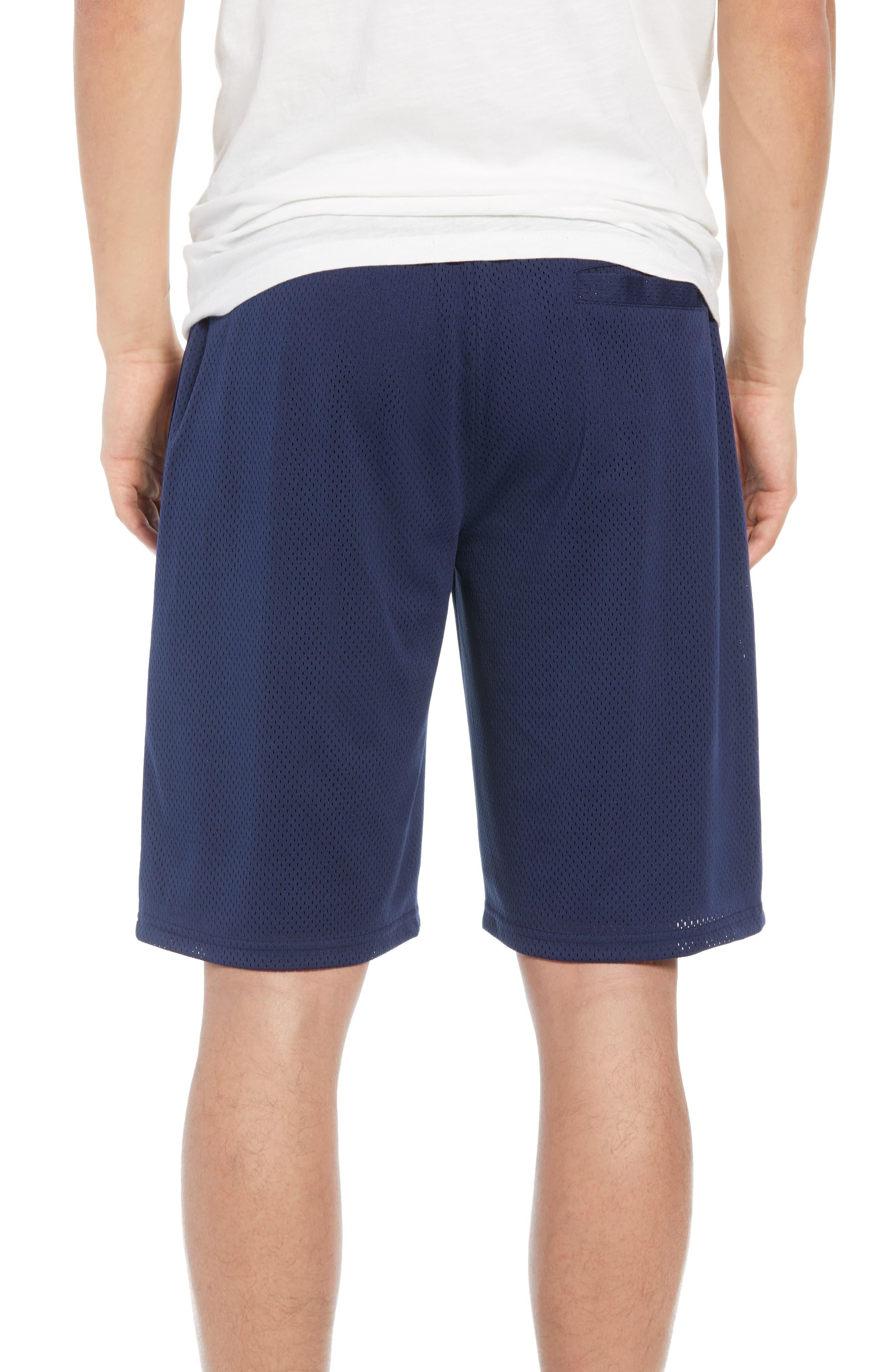 Basketball Shorts,                             Alternate thumbnail 2, color,                             NAVY PEACOAT