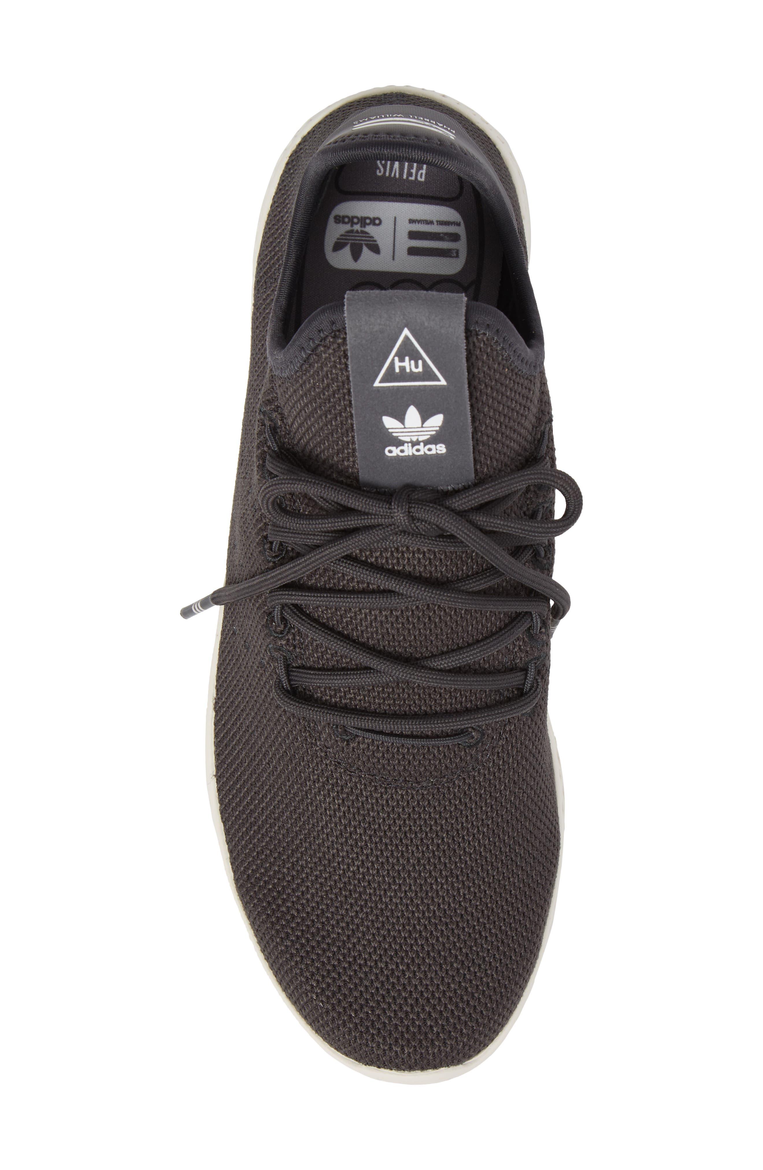 Pharrell Williams Tennis Hu Sneaker,                             Alternate thumbnail 5, color,                             099